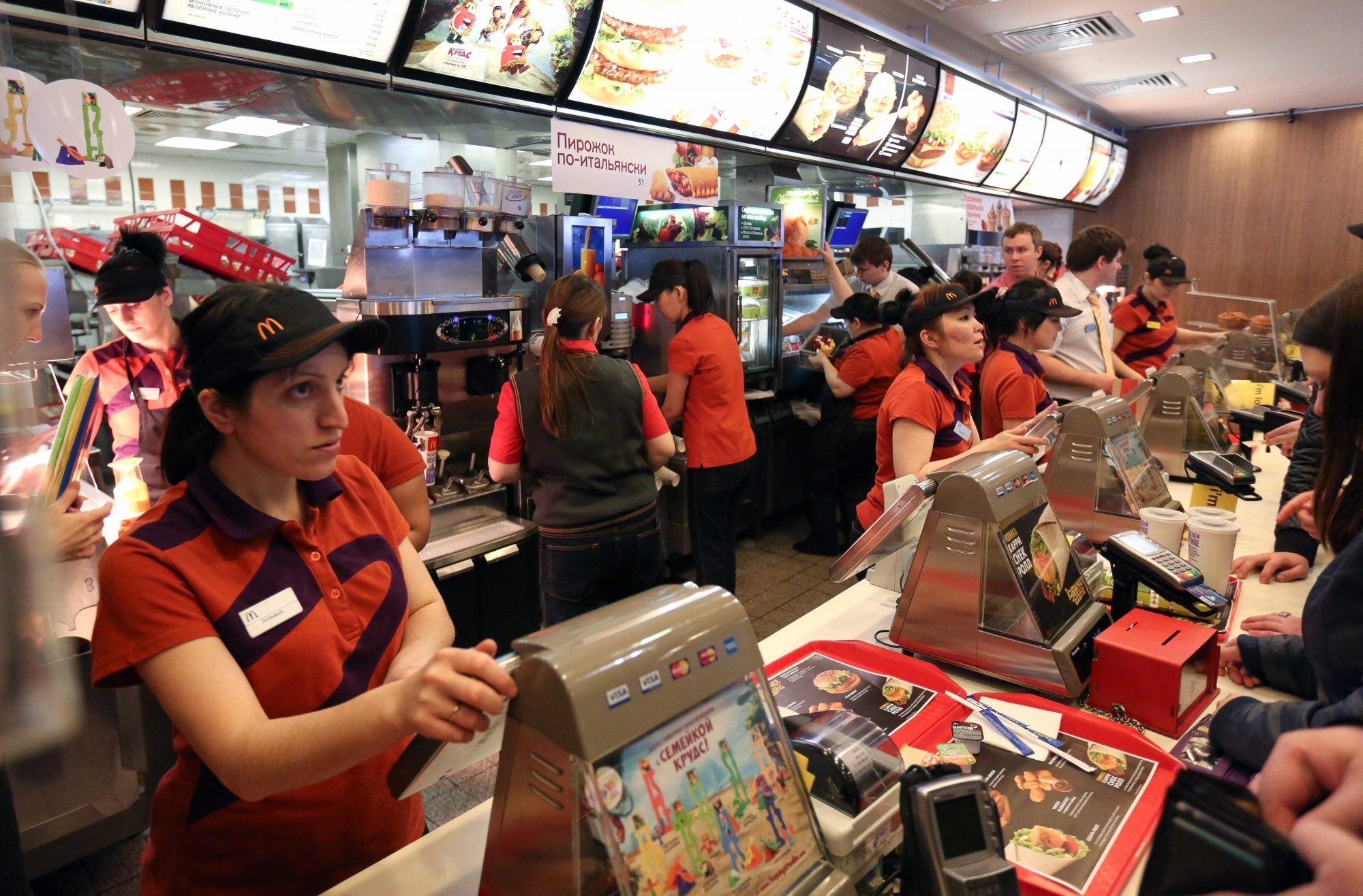 McDonald's Just Tripled the Amount of Money Workers Can Get for College Costs