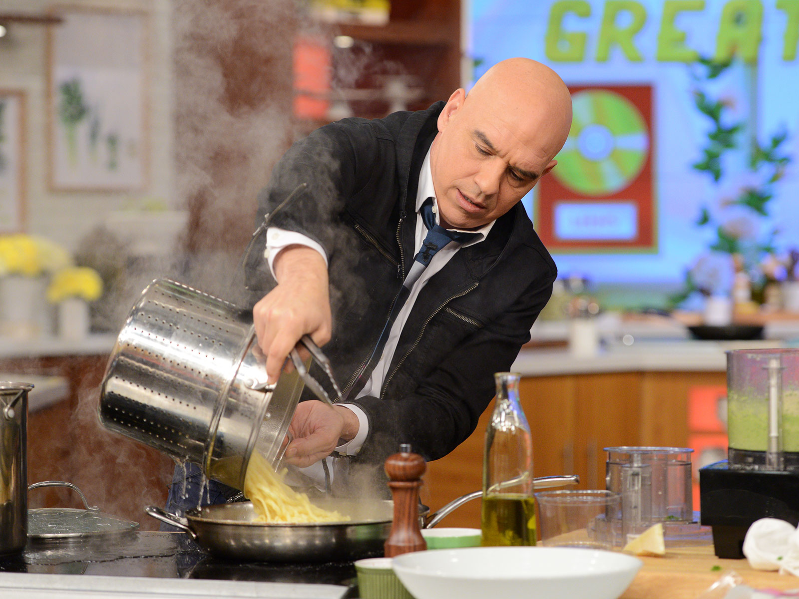 Michael Symon's New Cookware Line Has Everything We're Looking For
