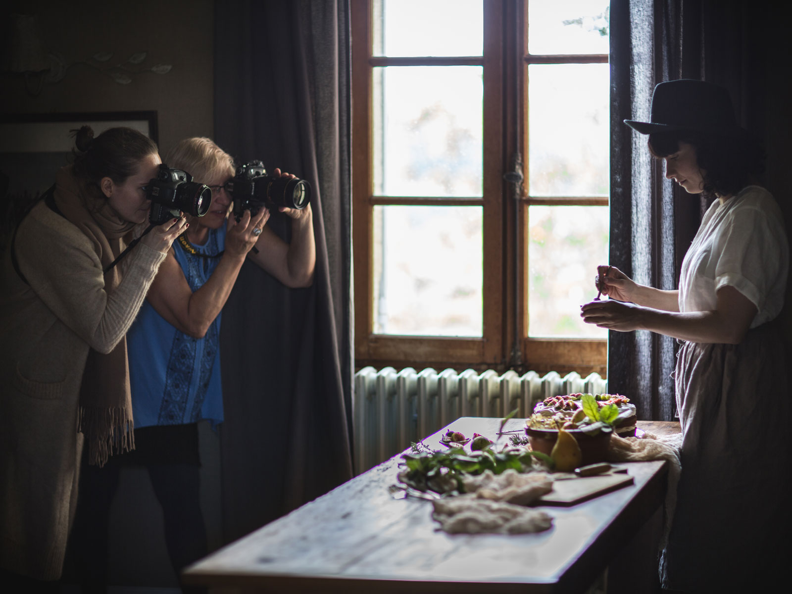 Want Dreamy Instagram Photos? These Food Photography Retreats Are Calling Your Name