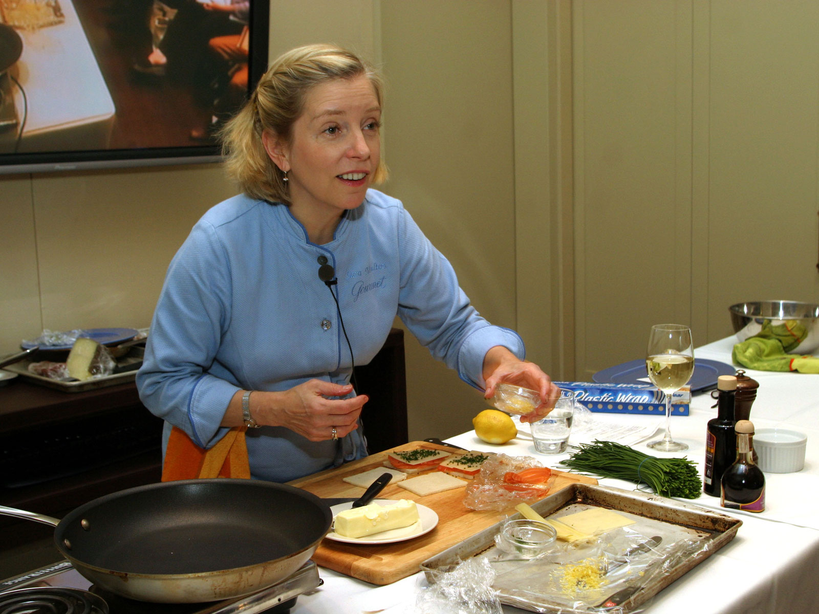 Sara Moulton Explains Why the Restaurant Industry Needs More Women Chefs