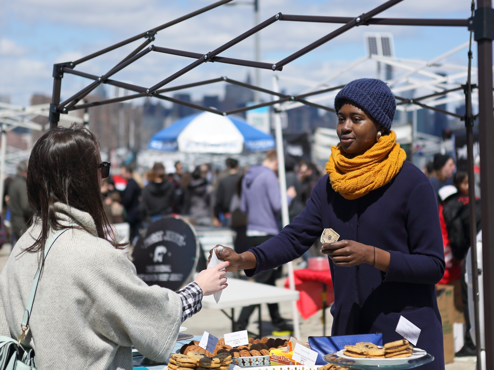 These Are All the New Food Vendors Coming to Smorgasburg