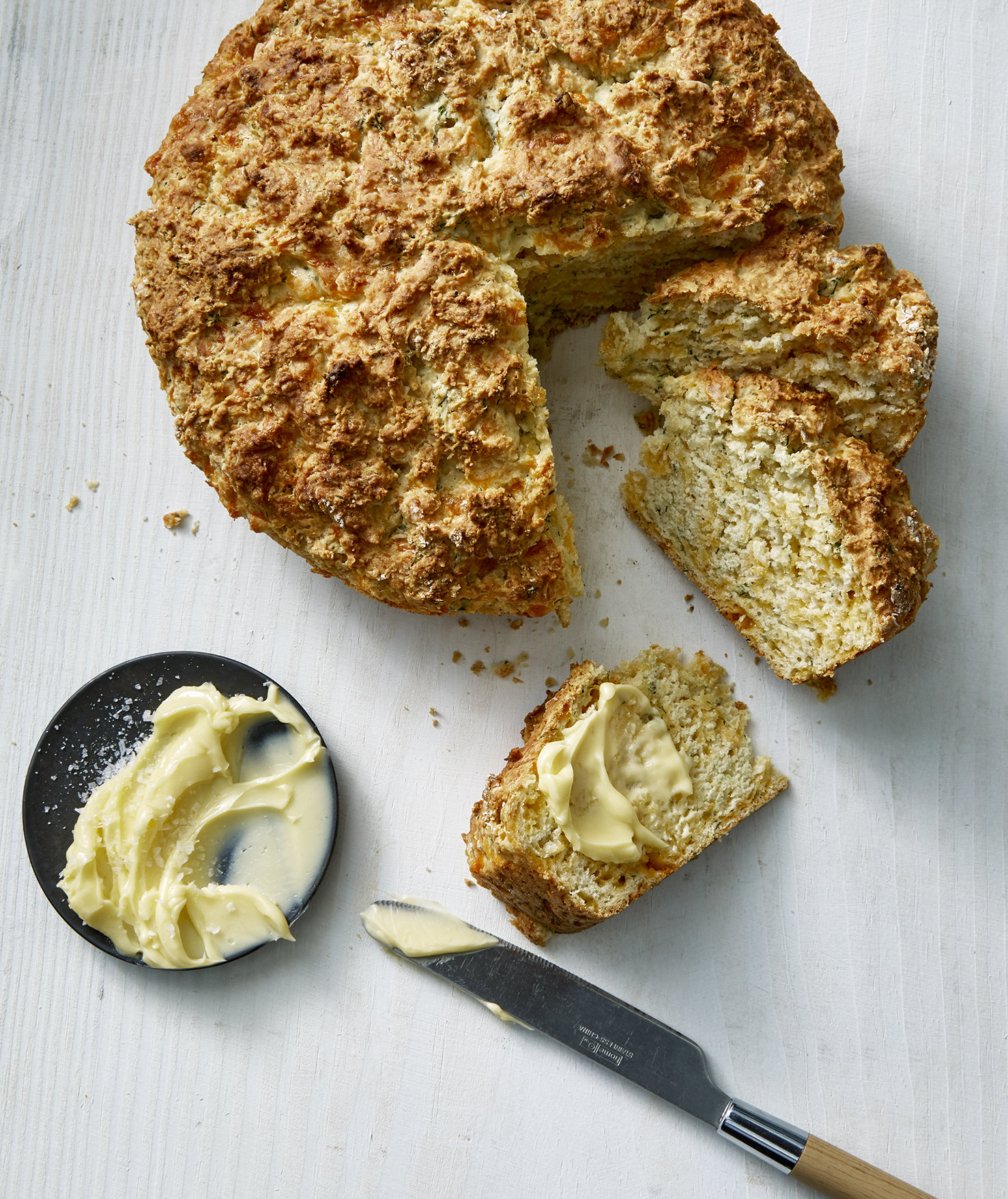 My Secret to Making Irish Soda Bread Taste Just Like Red Lobster's Cheddar Biscuits