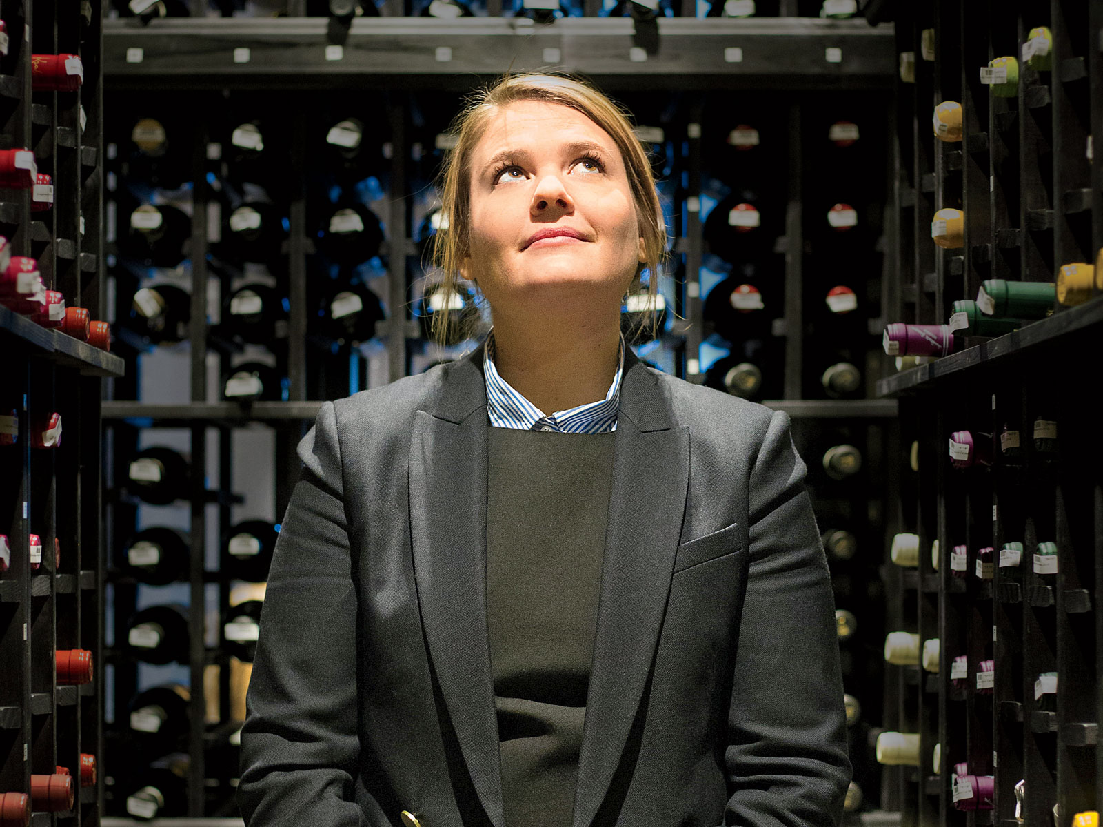 Liquid Diet: Sommelier Carlin Karr Crushes LaCroix and Tastes 50 Wines Before Dinner Service