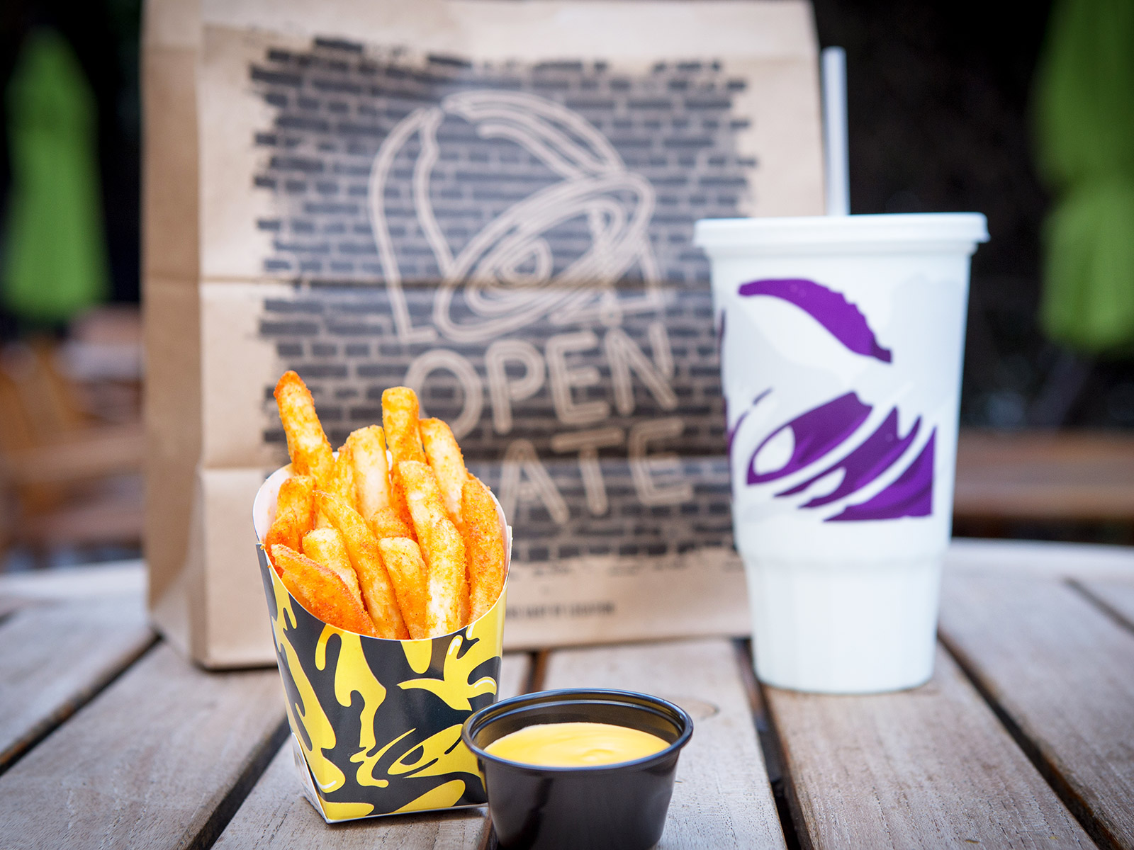 An Important Reason to Try Taco Bell's Nacho Fries If You Haven't Already
