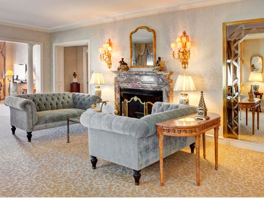 Princess Diana Family Room