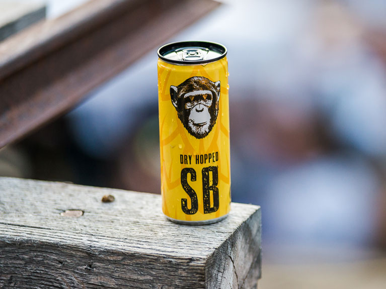 The Infinite Monkey Theorem Dry Hopped Sauv Blanc