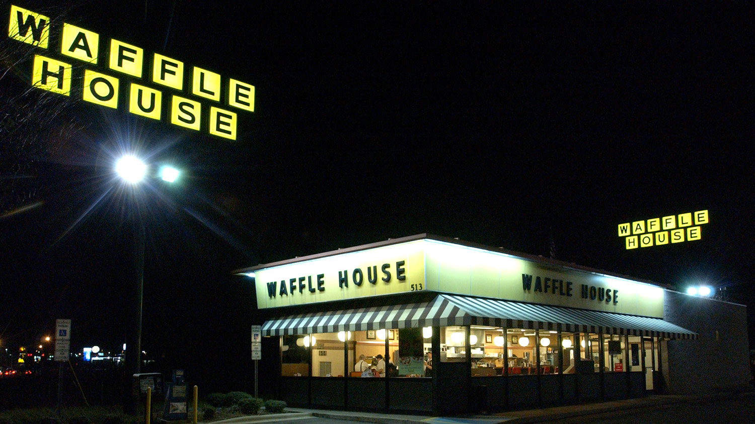 This Atlanta Waffle House Will Do Whatever It Takes