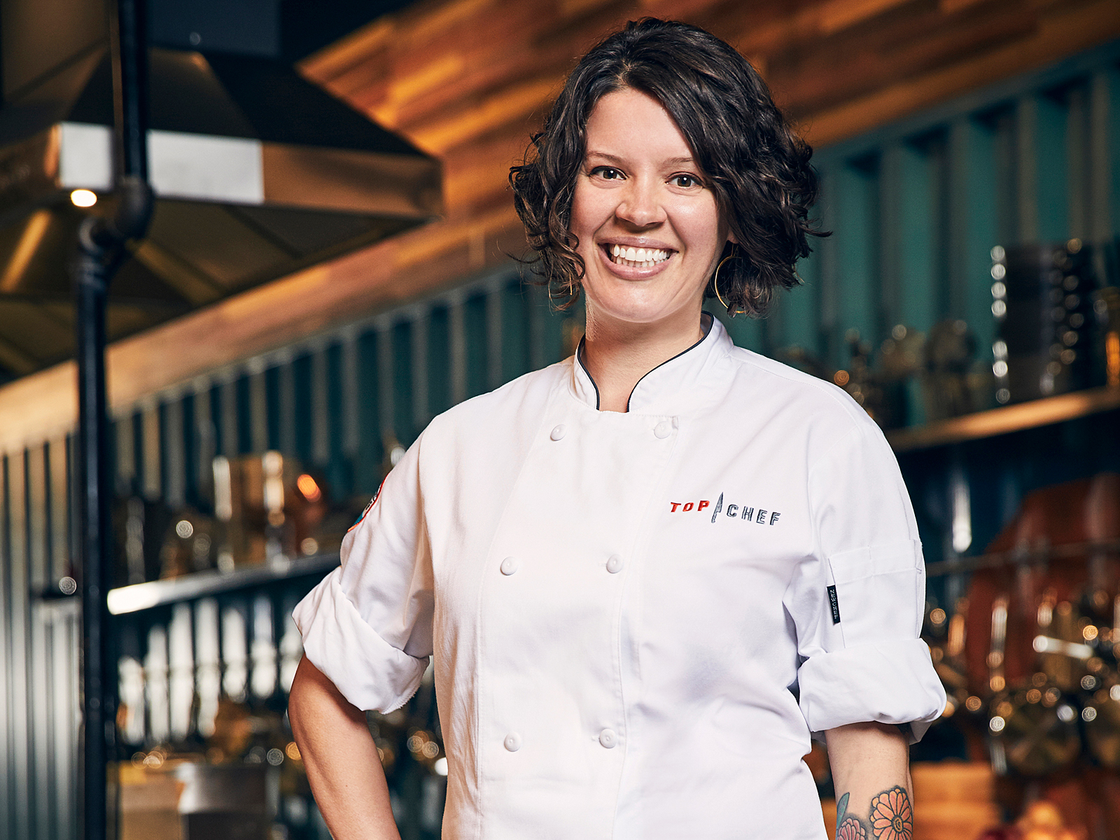 'Top Chef's' Carrie Baird on Her Fancy Toasts and Which Dishes She'd Do Over