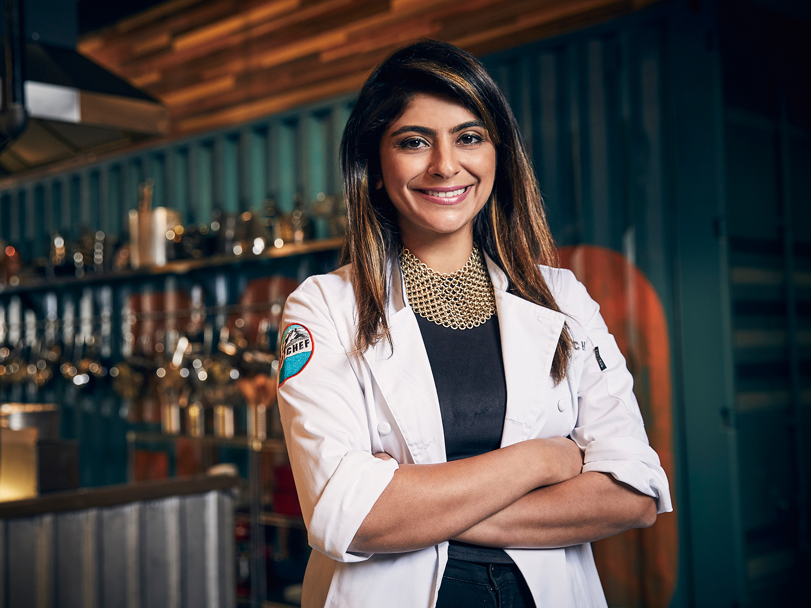 'Top Chef's' Fatima Ali Is Proud to Be a 'Relatable Pakistani'