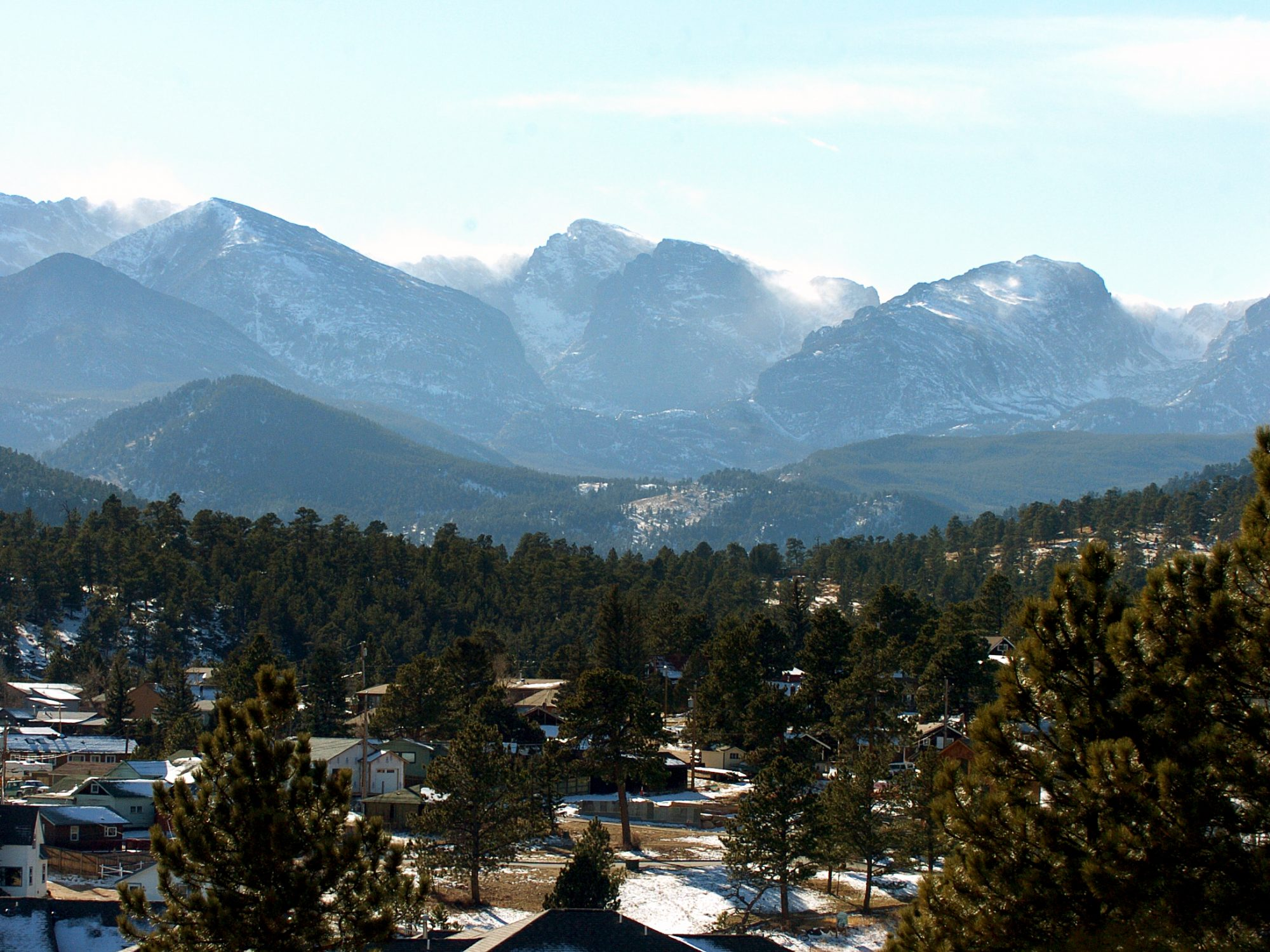 estes park in colorado