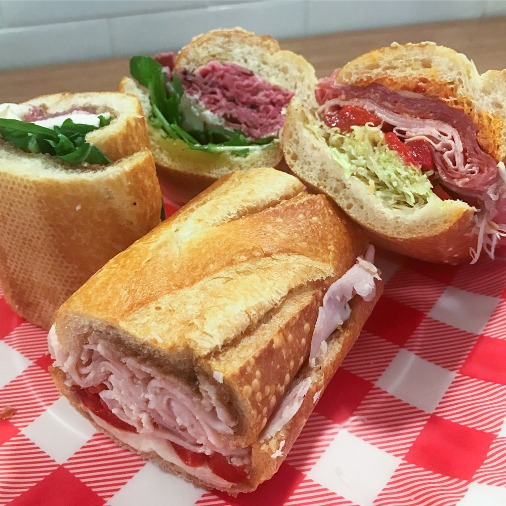 How Uncle Paulie from Queens Won Over L.A. with Italian-American Deli Sandwiches