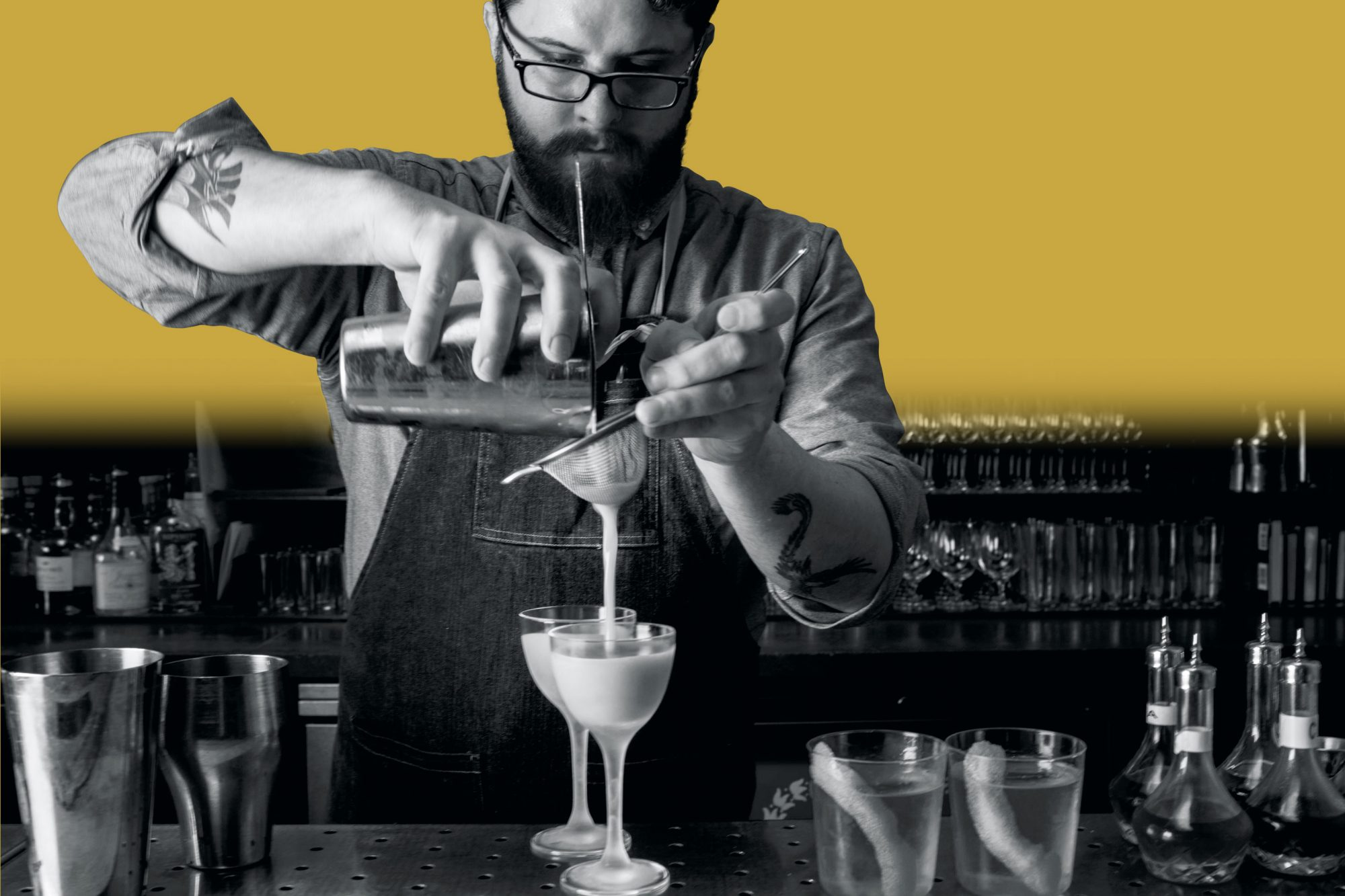The Cost of a Cocktail Is on the Rise
