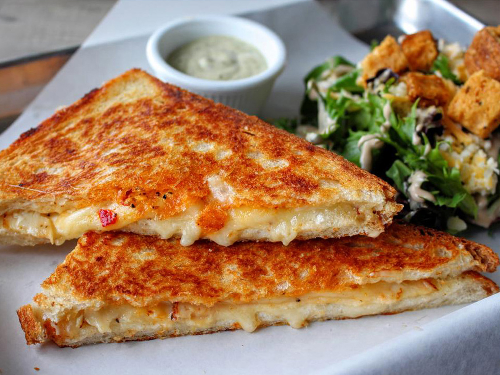 The 10 Best Places in America to Get a Grilled Cheese, According to Yelp Reviewers