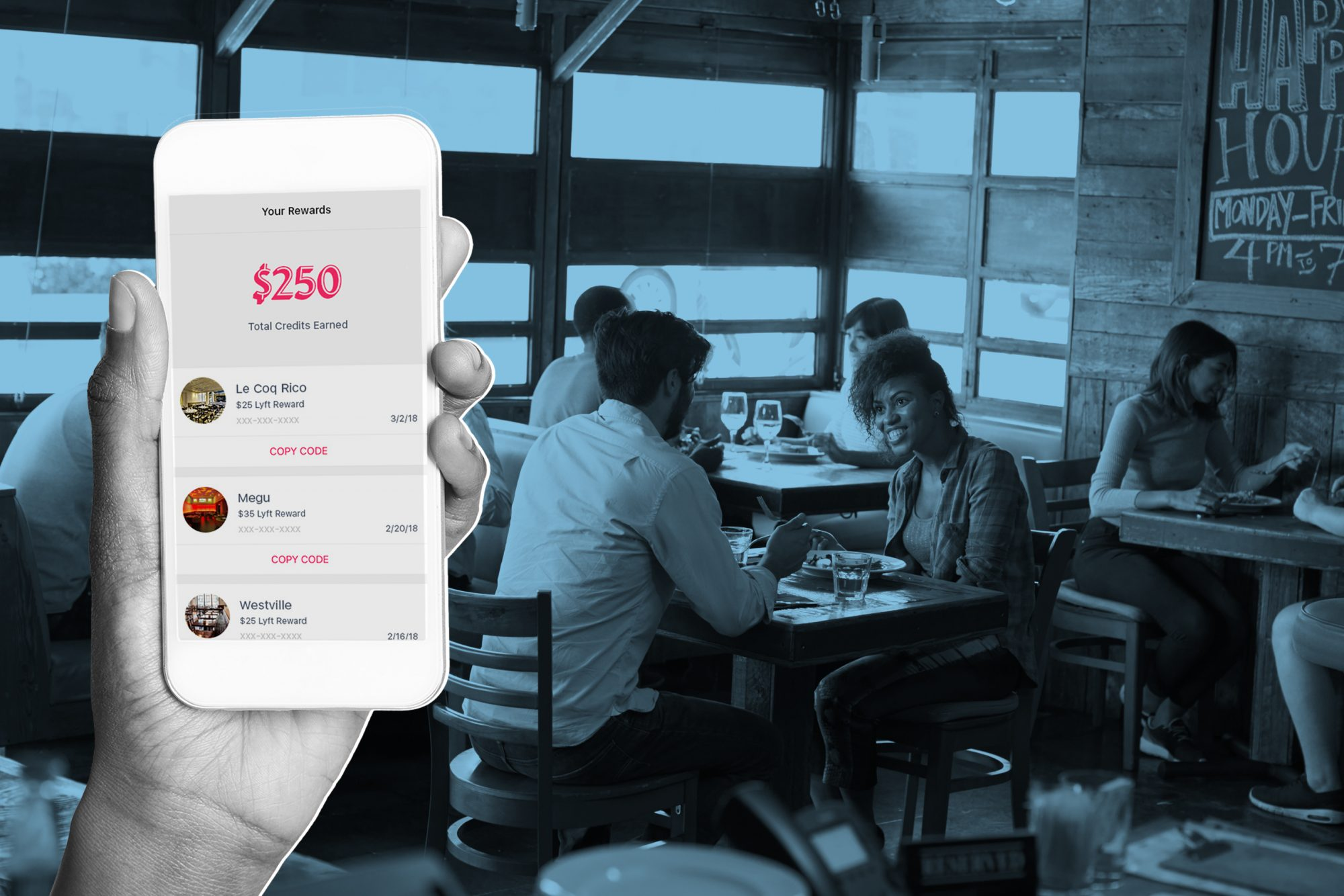 This App Literally Pays You to Eat Out. Here's How It Works