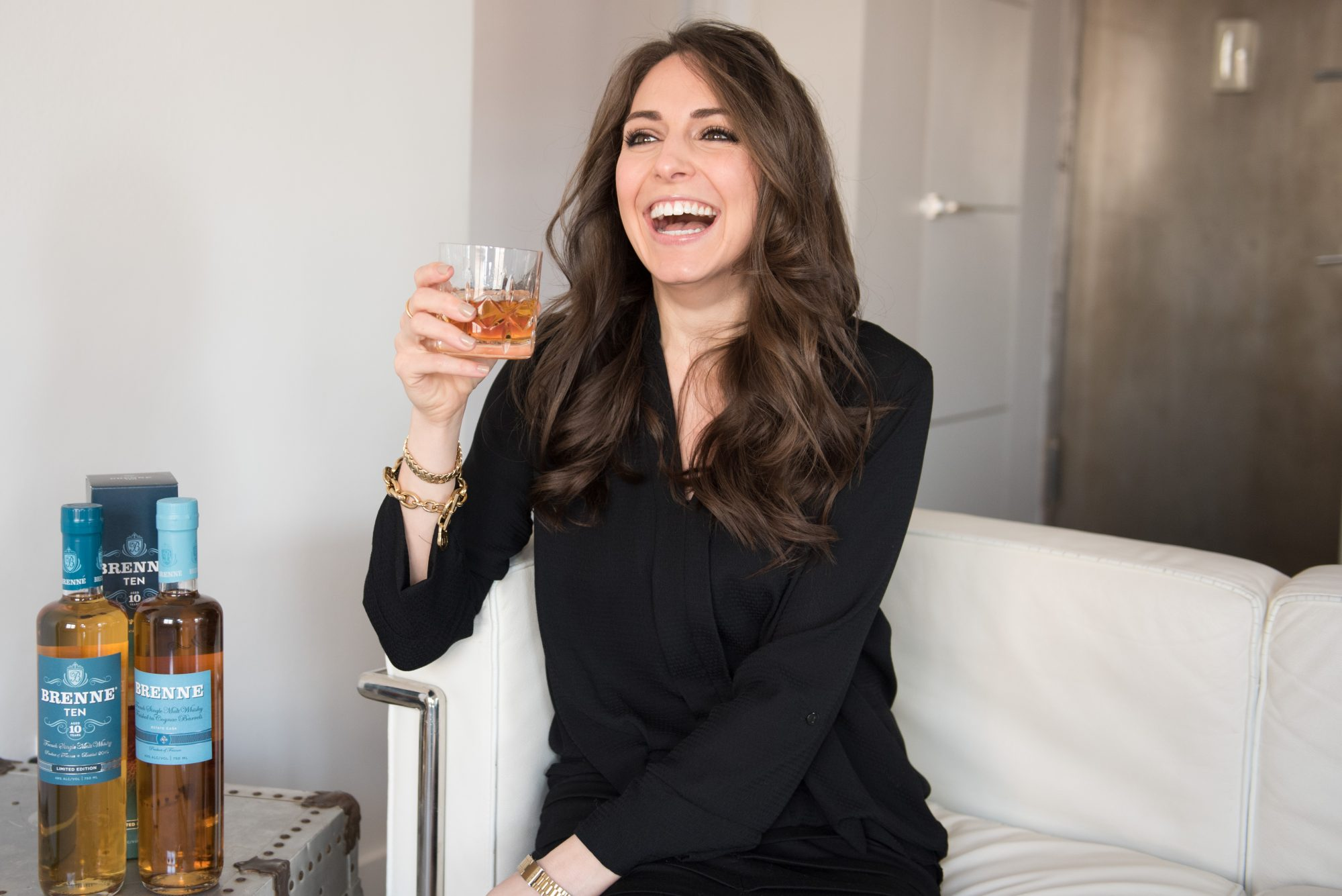 How This Former Ballerina Launched a Whisky Brand, and Found Herself in the Process