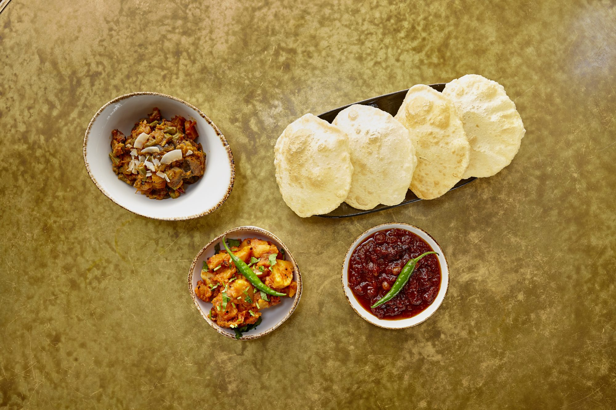 London's Cult-Favorite Indian Restaurant Is a Love Letter to Second Daughters