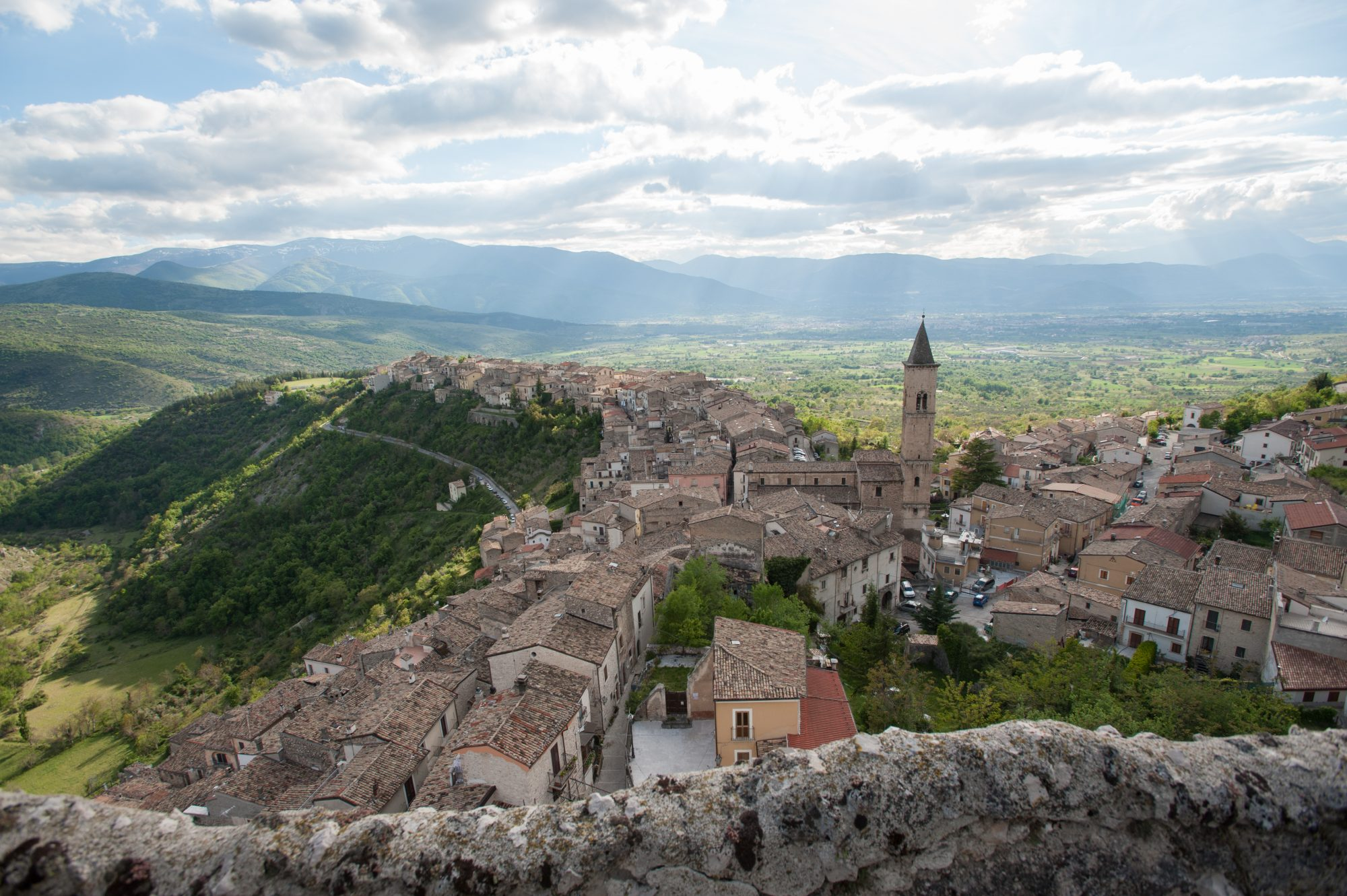 Next food vacation in Abruzzo Italy