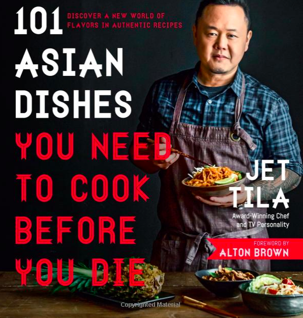 Jet Tila Cookbook