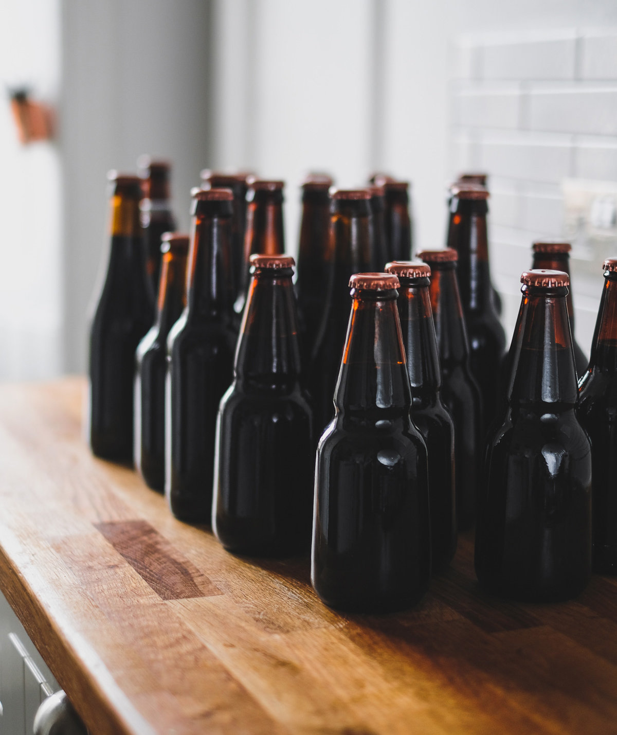 You'll Never Guess Why Beer Bottles Are Brown