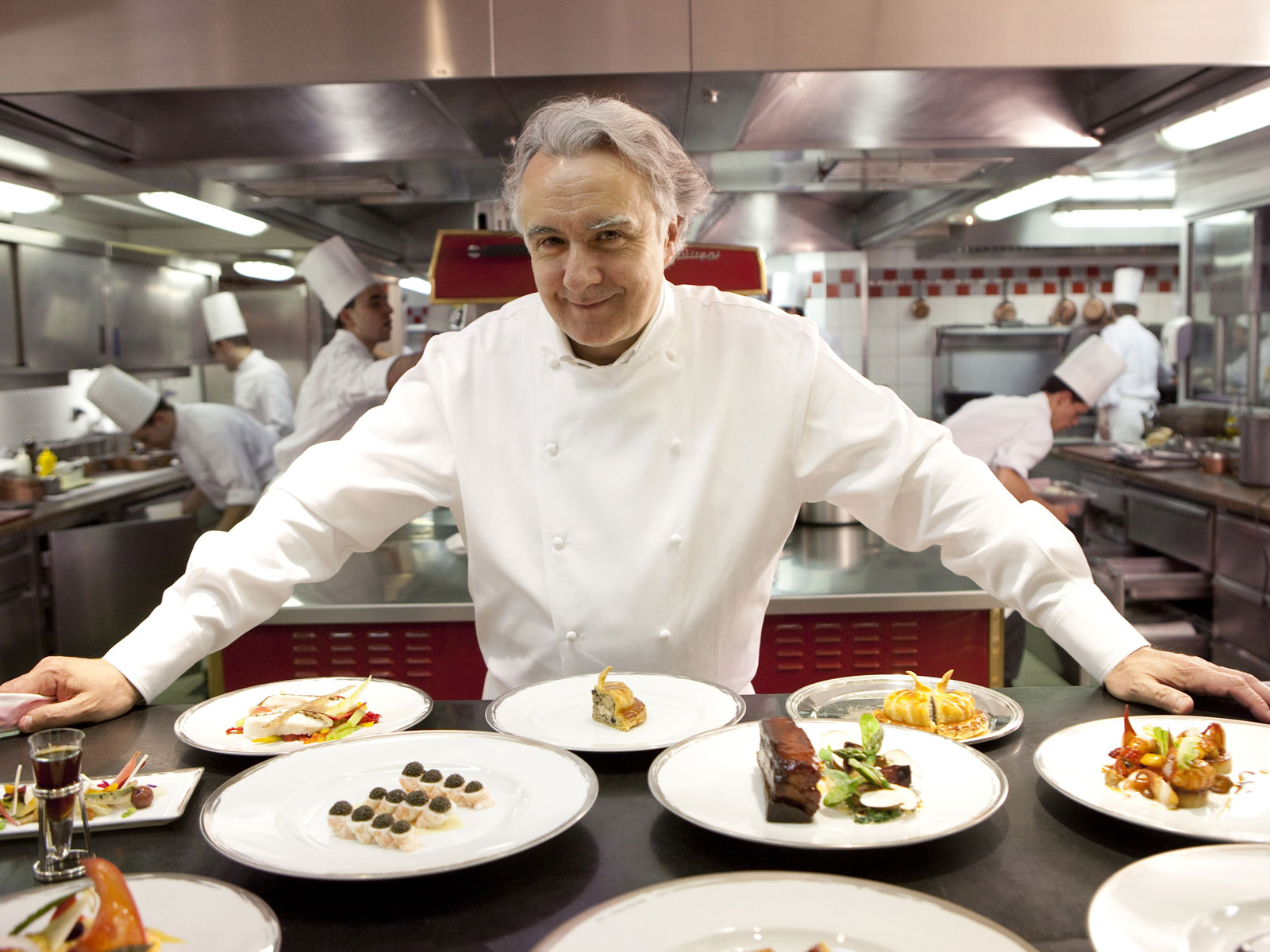 The Trailer for 'The Quest of Alain Ducasse' Will Make You Very Hungry