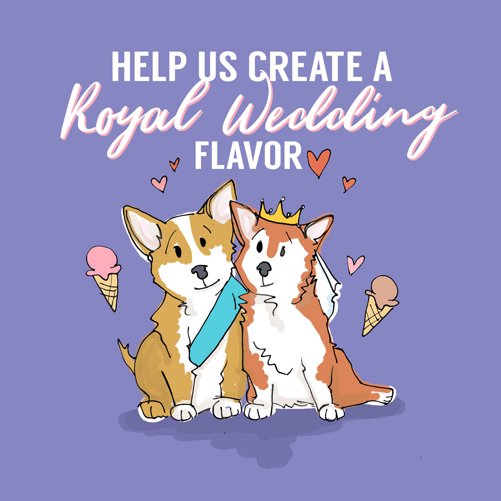 Ample Hills Royal Wedding Contest