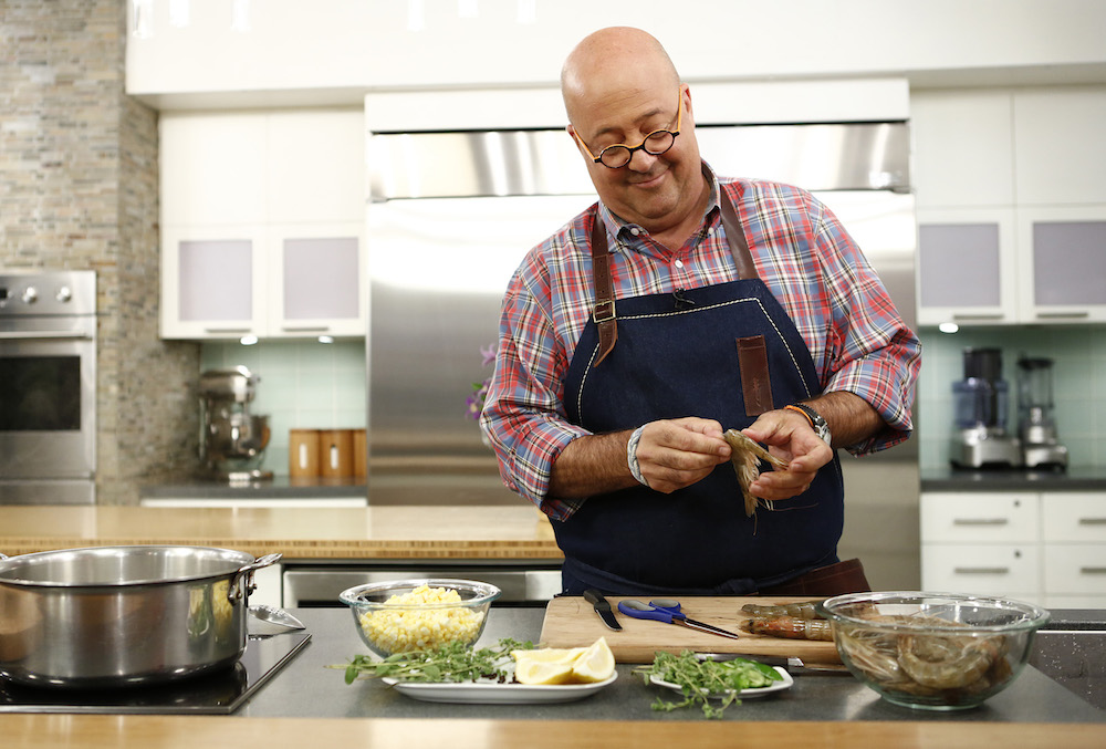 Andrew Zimmern's Favorite Pots and Pans