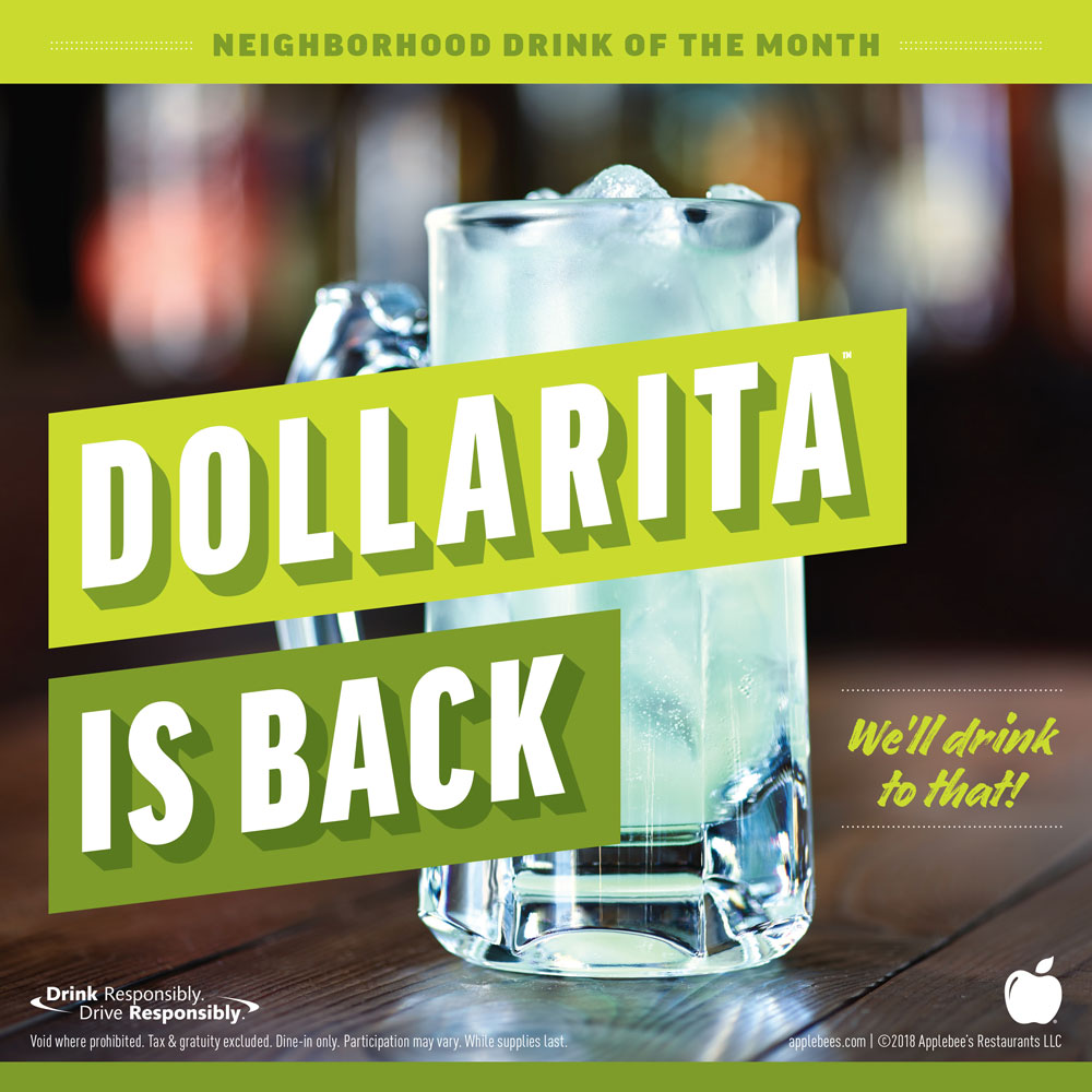 Applebee's Dollarita