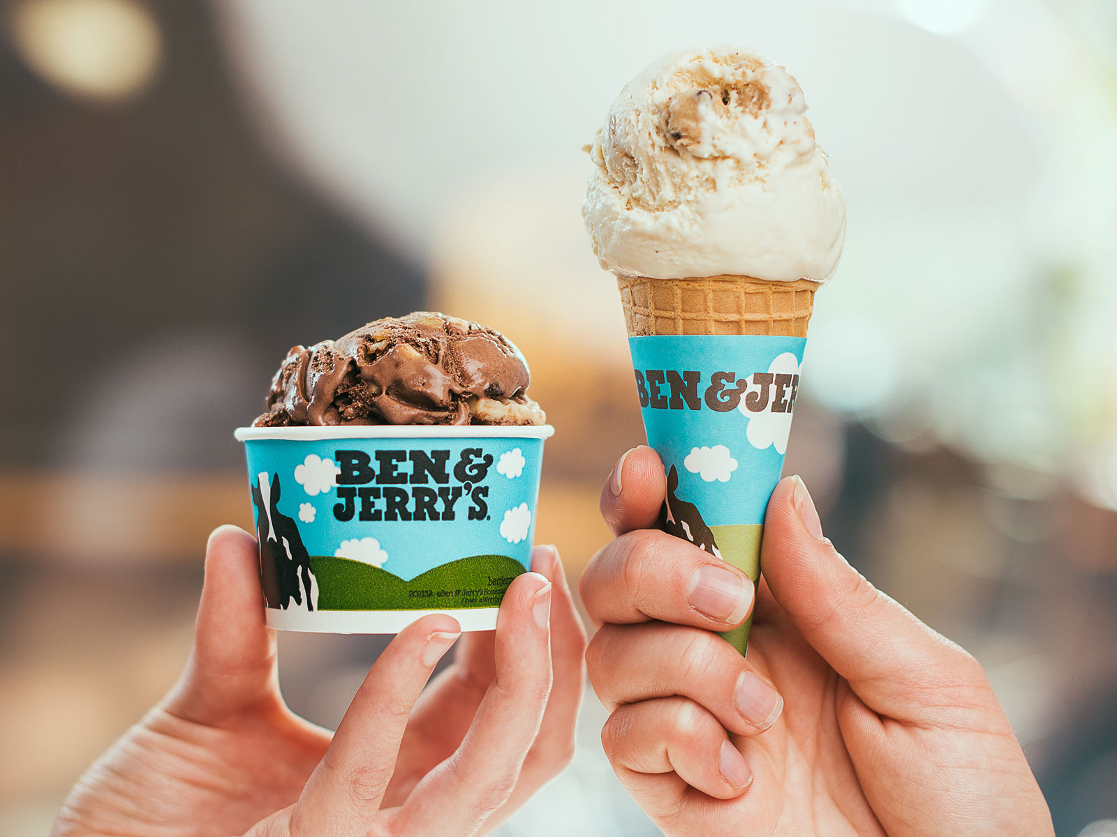 How to Get Free Ice Cream at Ben & Jerry's on Tuesday