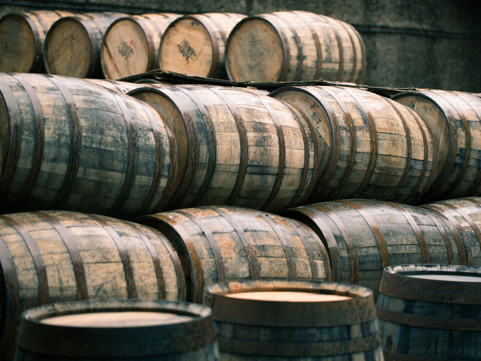Why You'll Be Seeing Wine Aged in Bourbon Barrels Everywhere
