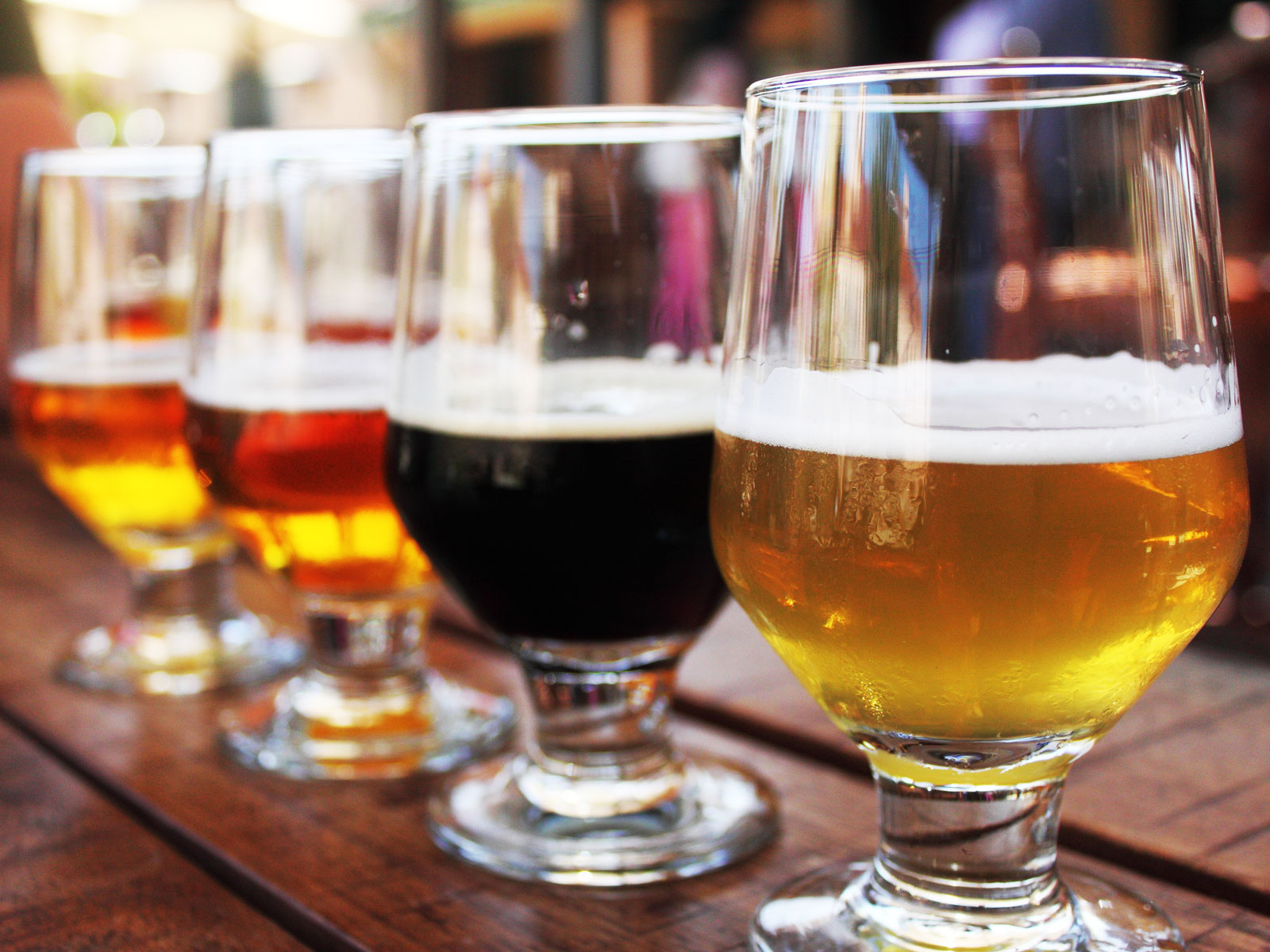 Are Breweries the New Bars?