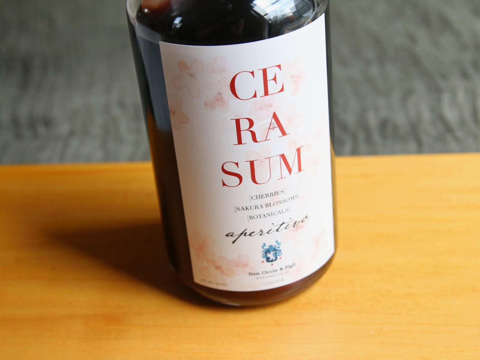 Cerasum Cocktails