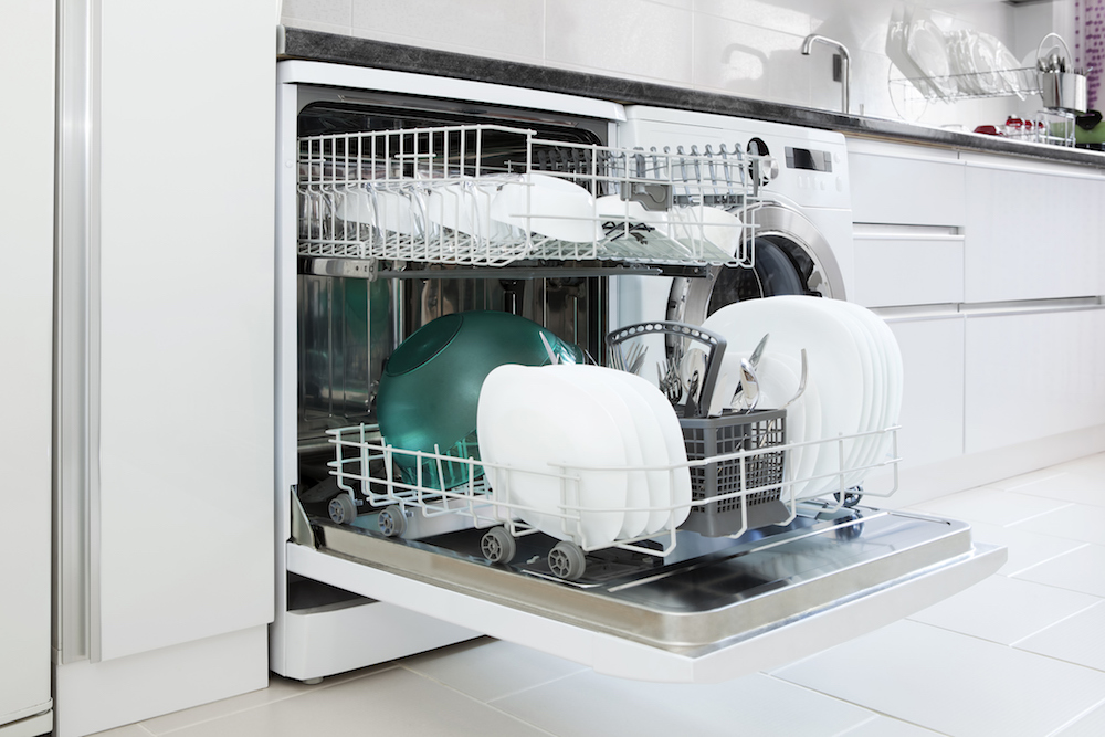 How to Clean a Dishwasher—For Sparkling Crockery Every Time