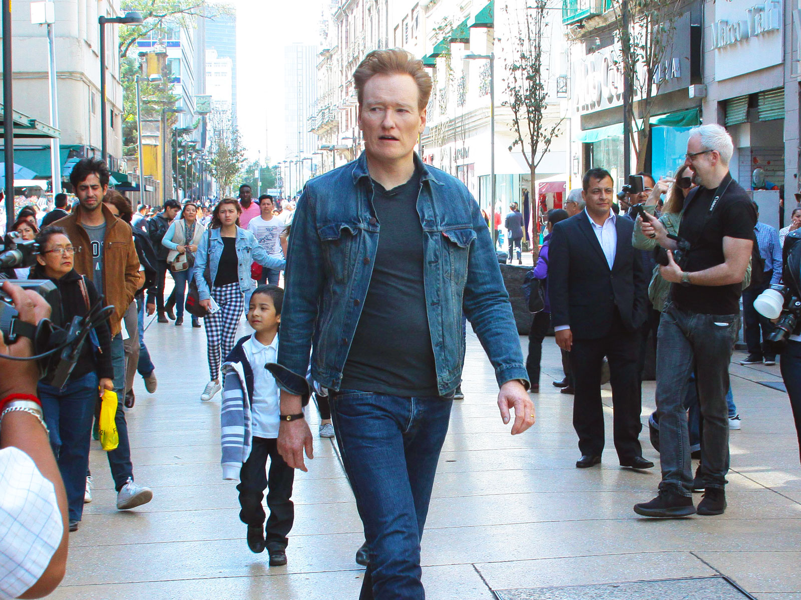 All the Food Stops on Conan O'Brien's Tour of Italy
