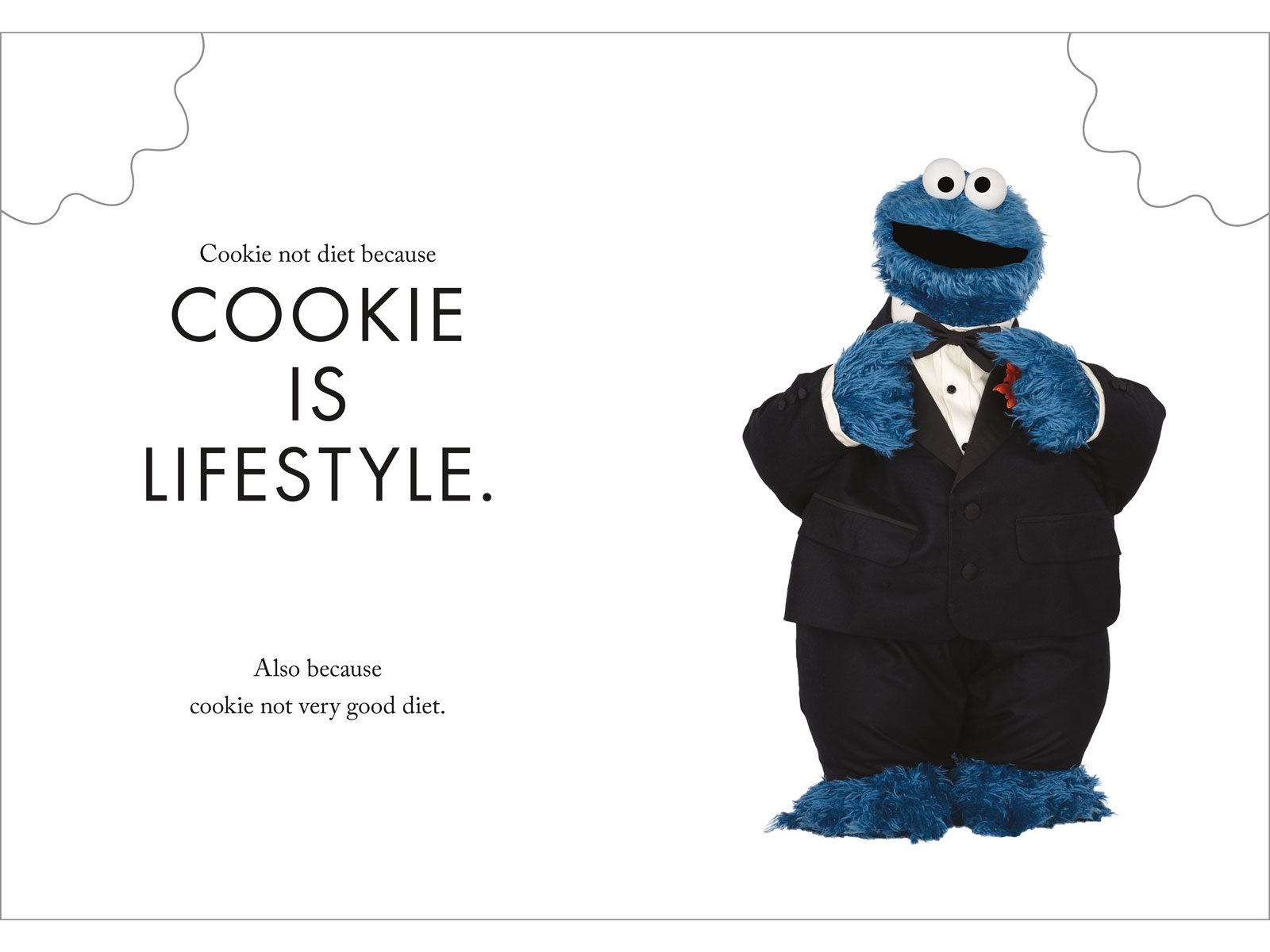 Cookie Monster On Philosophy And The Perfect Cookie Food Wine