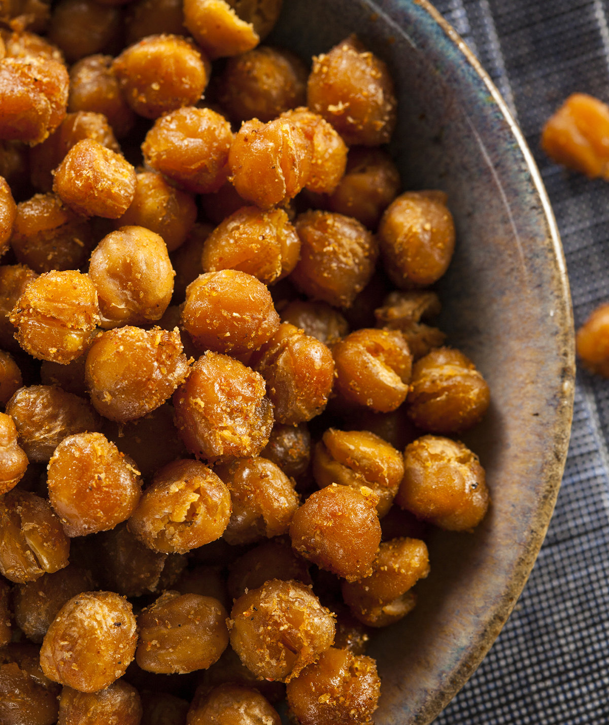 I Finally Figured Out How to Make the Crispiest, Crunchiest Chickpeas—And They're Seriously Good on Everything