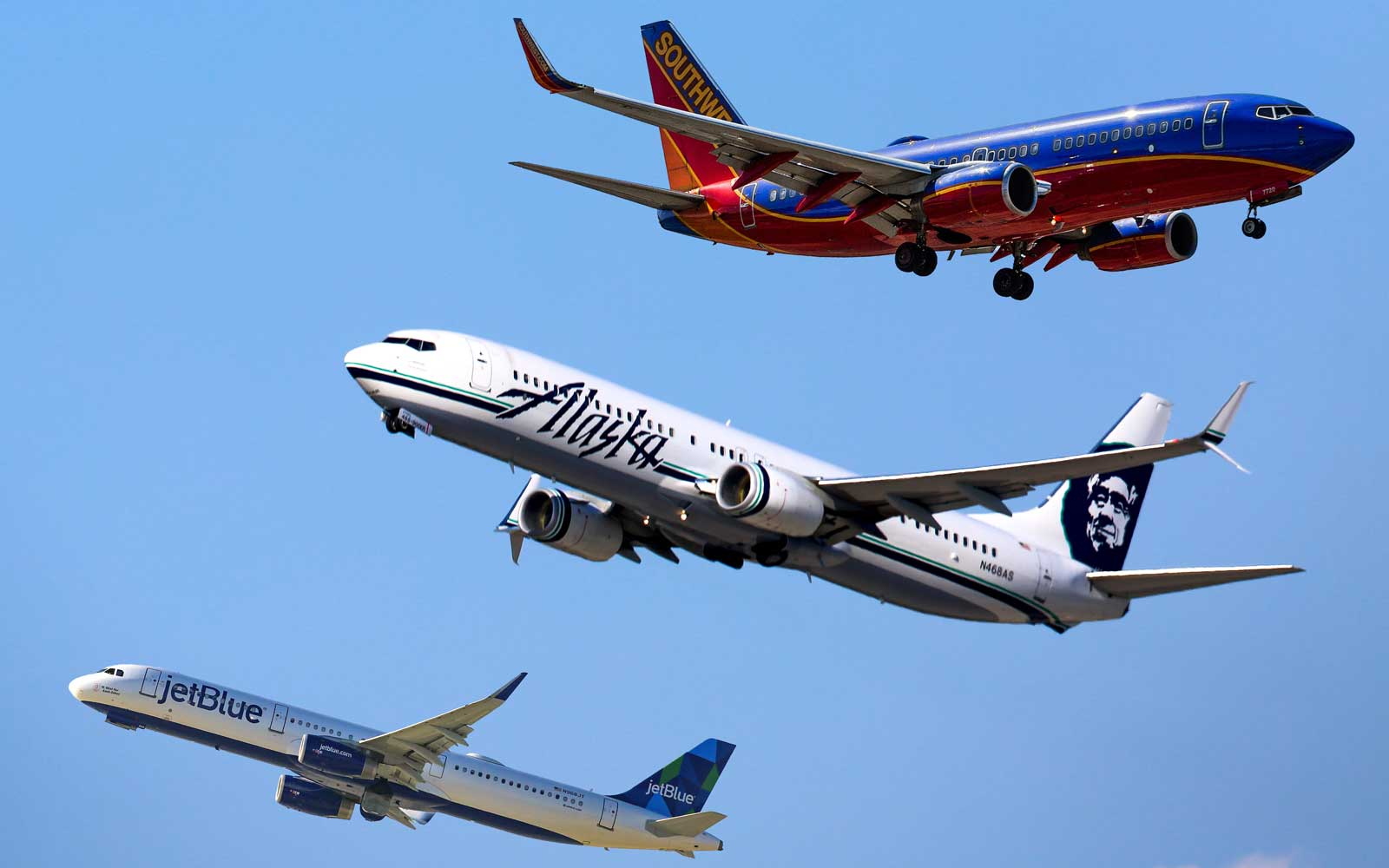 These Are the Best U.S. Airlines to Fly, According to Customer Satisfaction