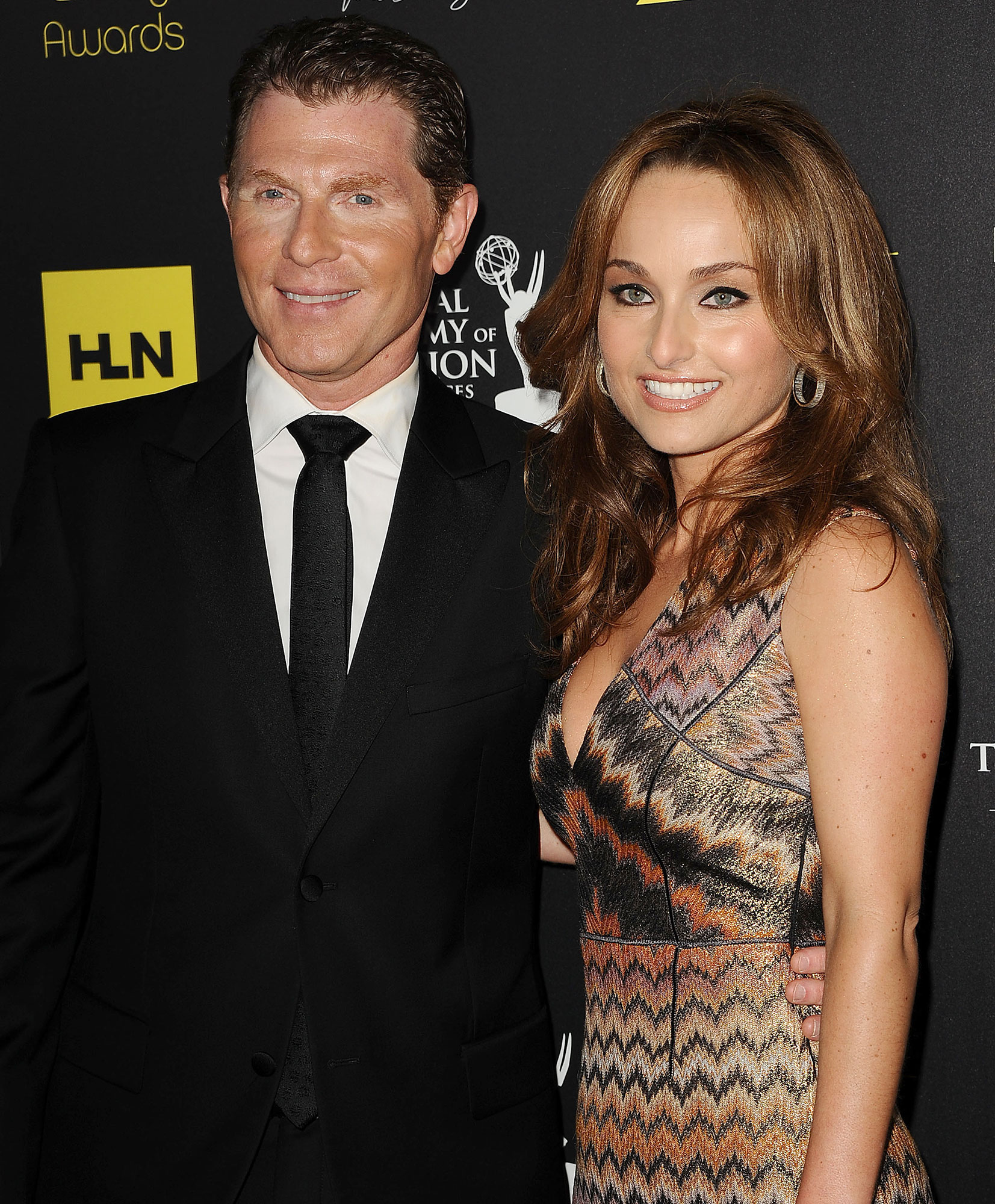 Why Giada Didn't Speak to Bobby Flay for 8 Months