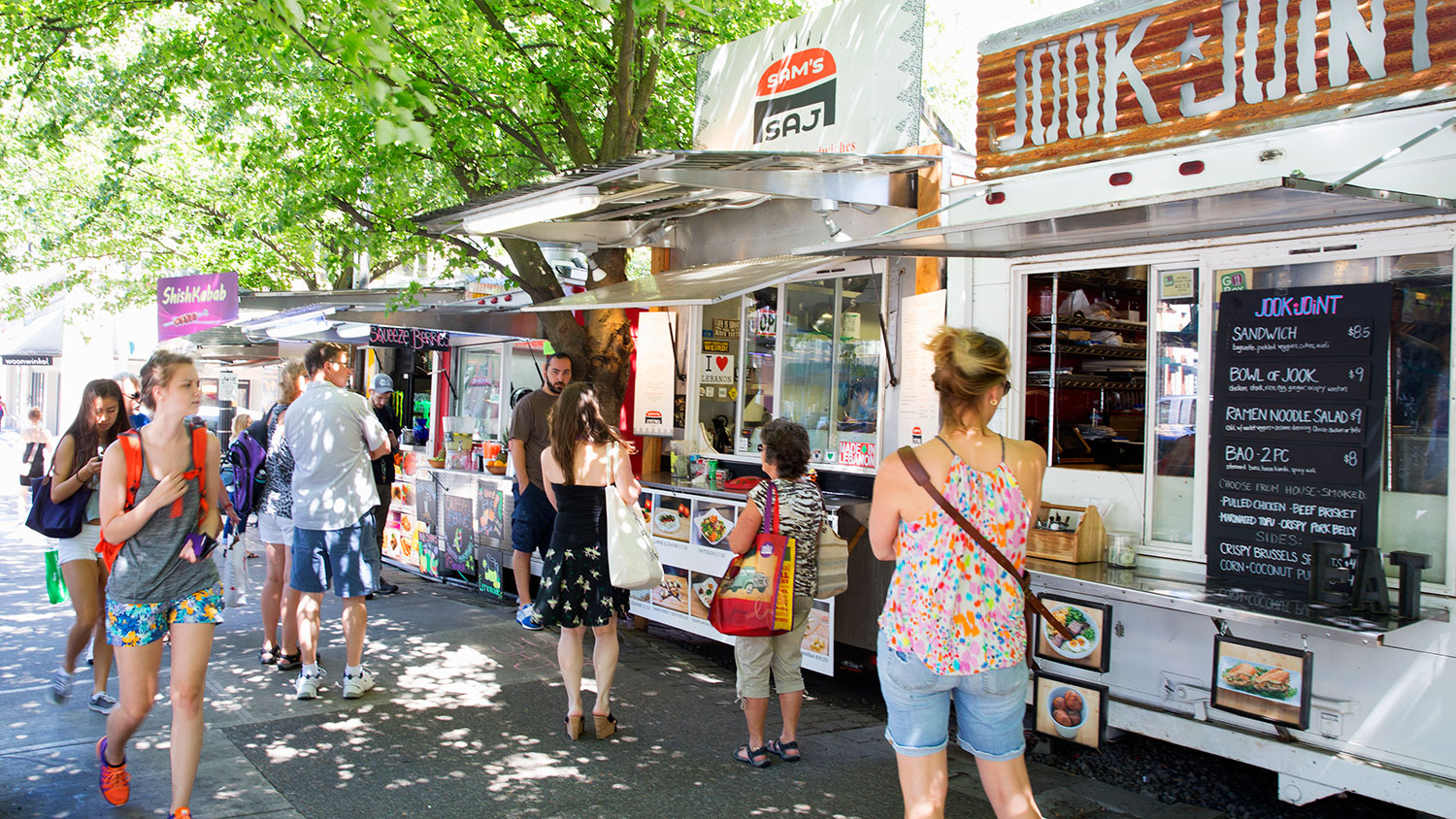 food trucks in portland oregon