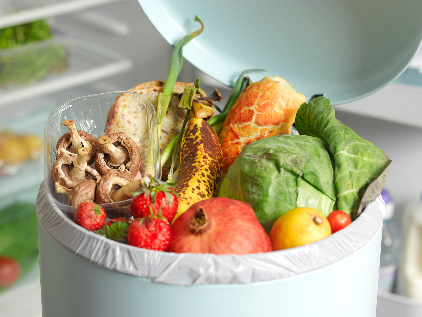 How the Food & Wine Test Kitchen Reduces Food Waste on a Daily Basis