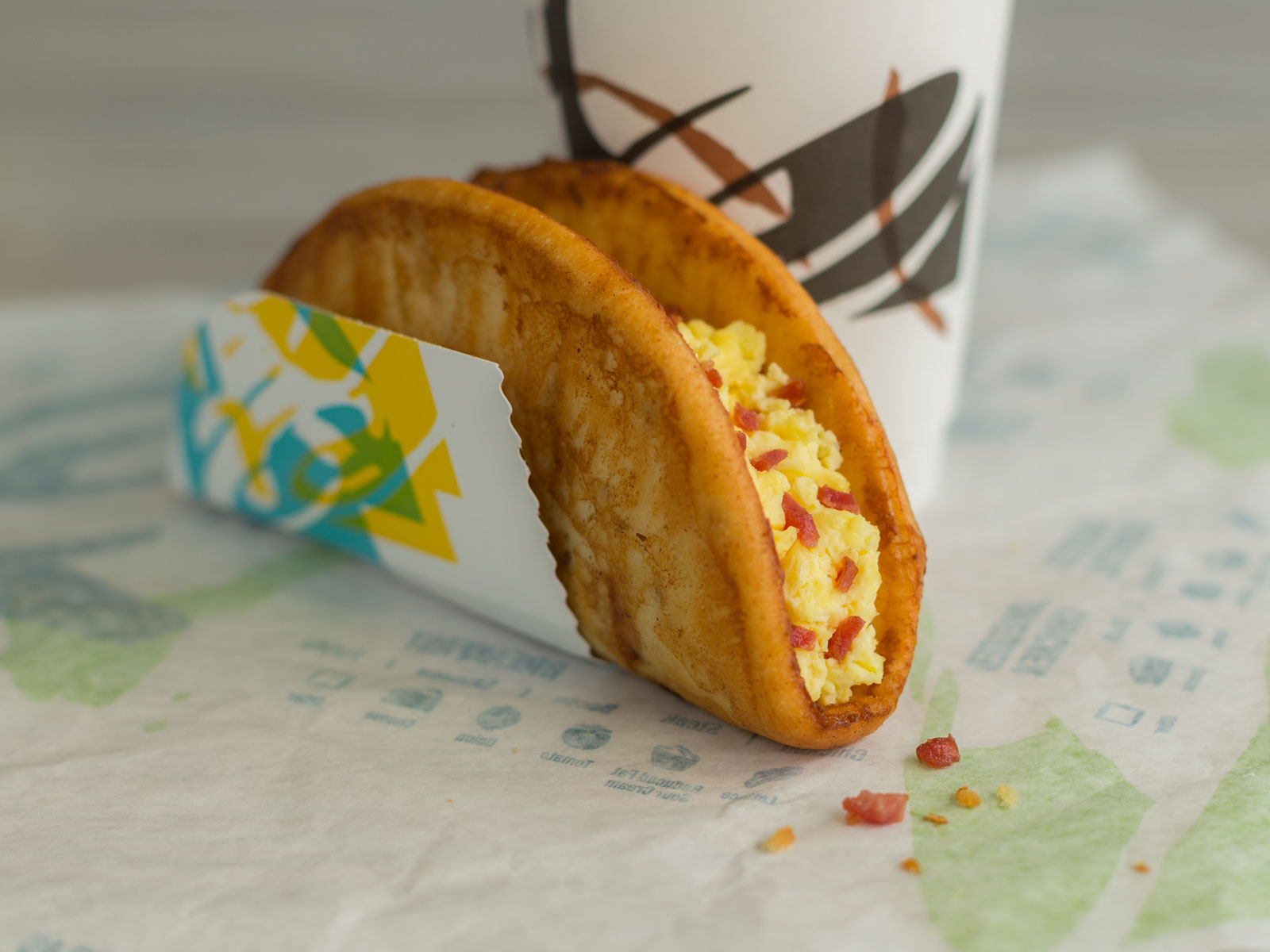 Taco Bell Put a French Toast Shell on Its Breakfast Chalupa