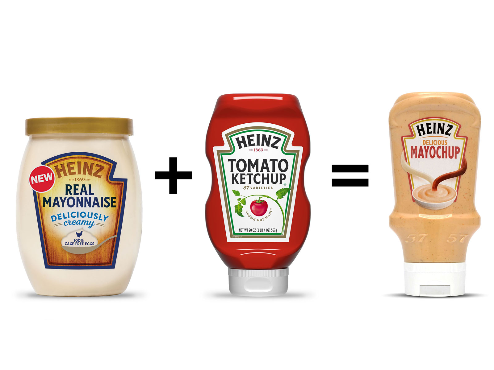 Heinz 'Mayochup' Is Coming and You Get to Choose Where It Debuts