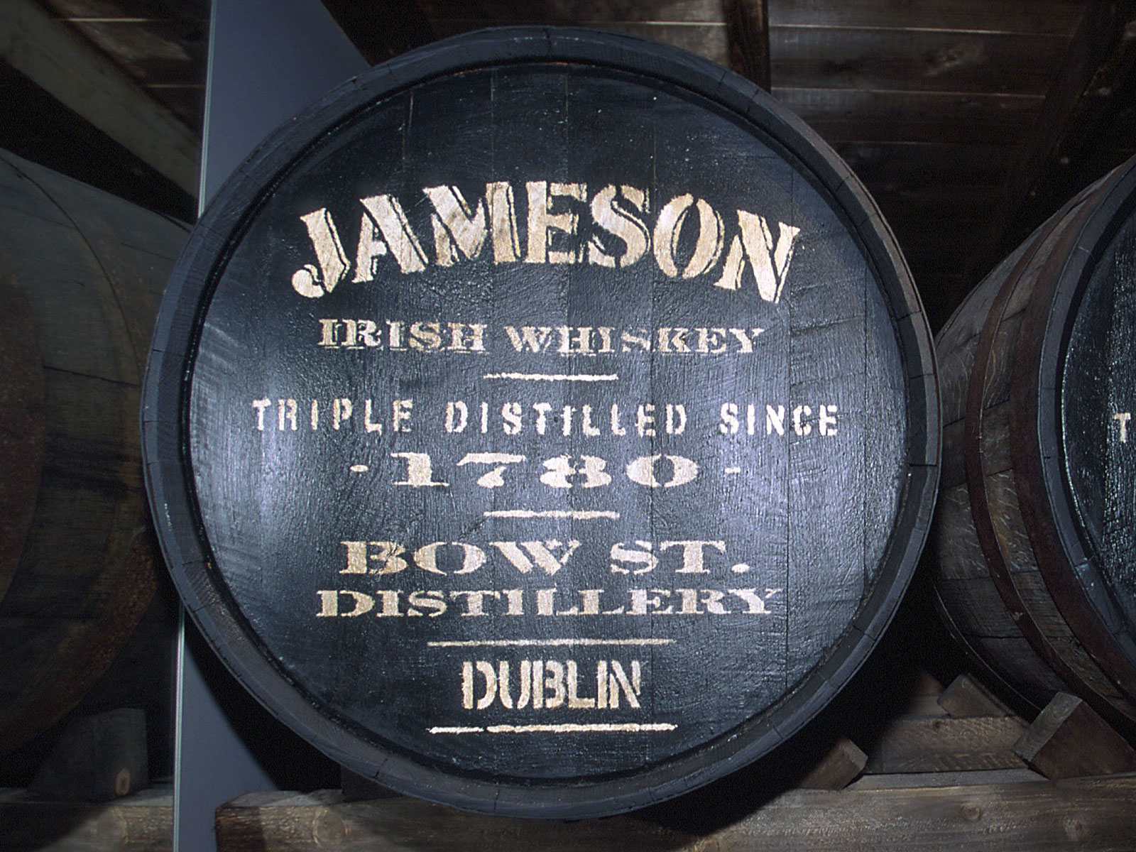 Jameson Releases a Potent, Cask-Strength Whiskey