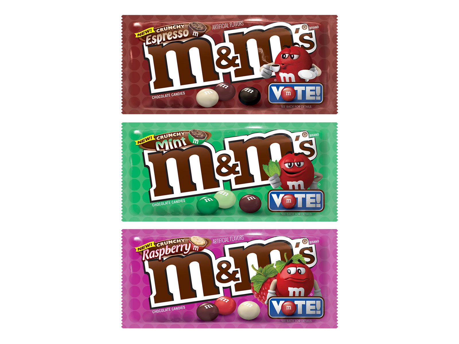 M&M's Wants You to Pick Its Next Flavor Again