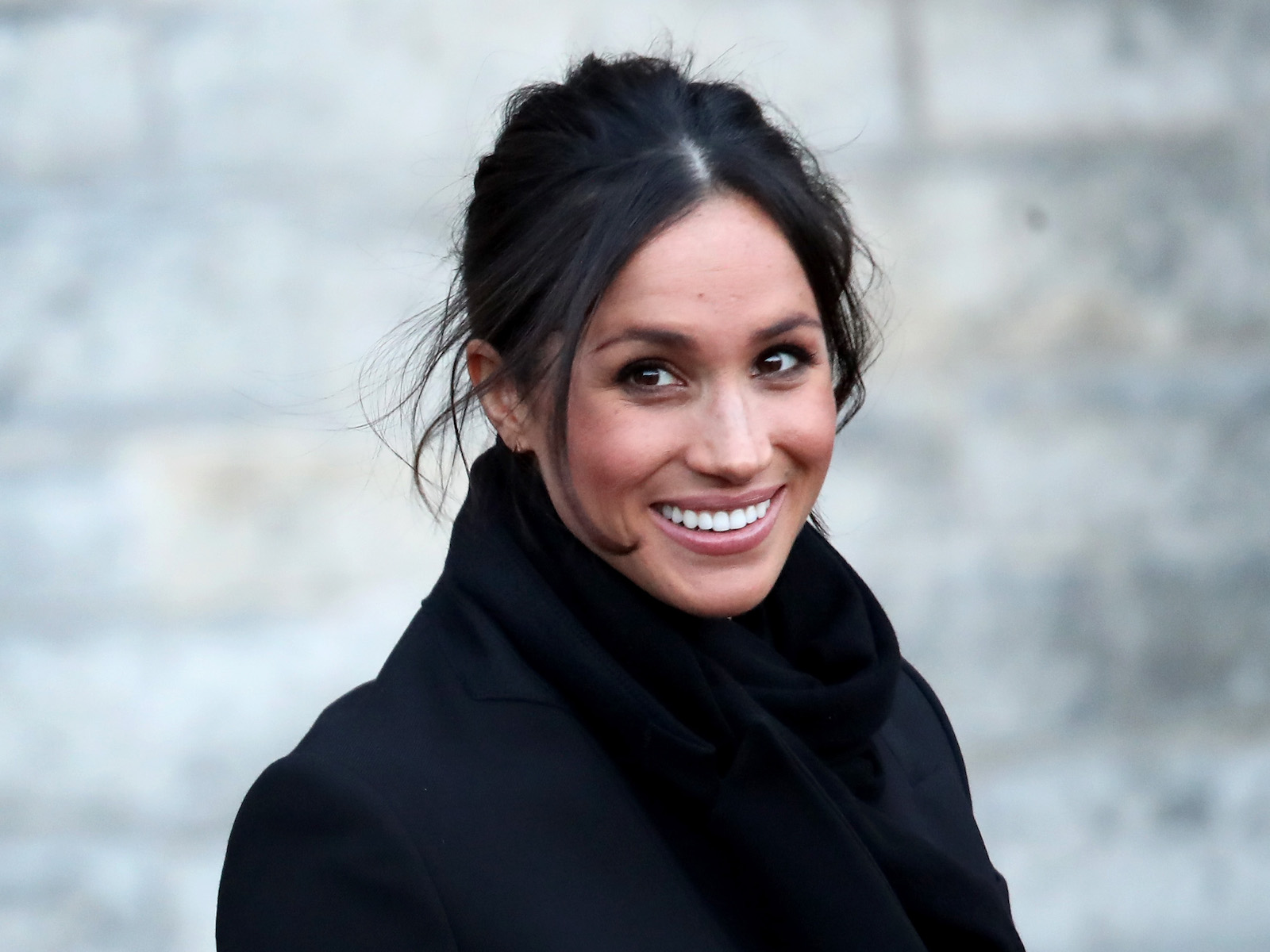 Meghan Markle Had to Practice Drinking Tea Properly Before Meeting the Queen