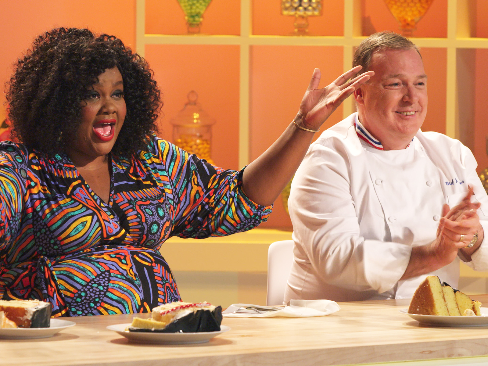 How 'Nailed It!' Brings Comedy to the Cooking Competition