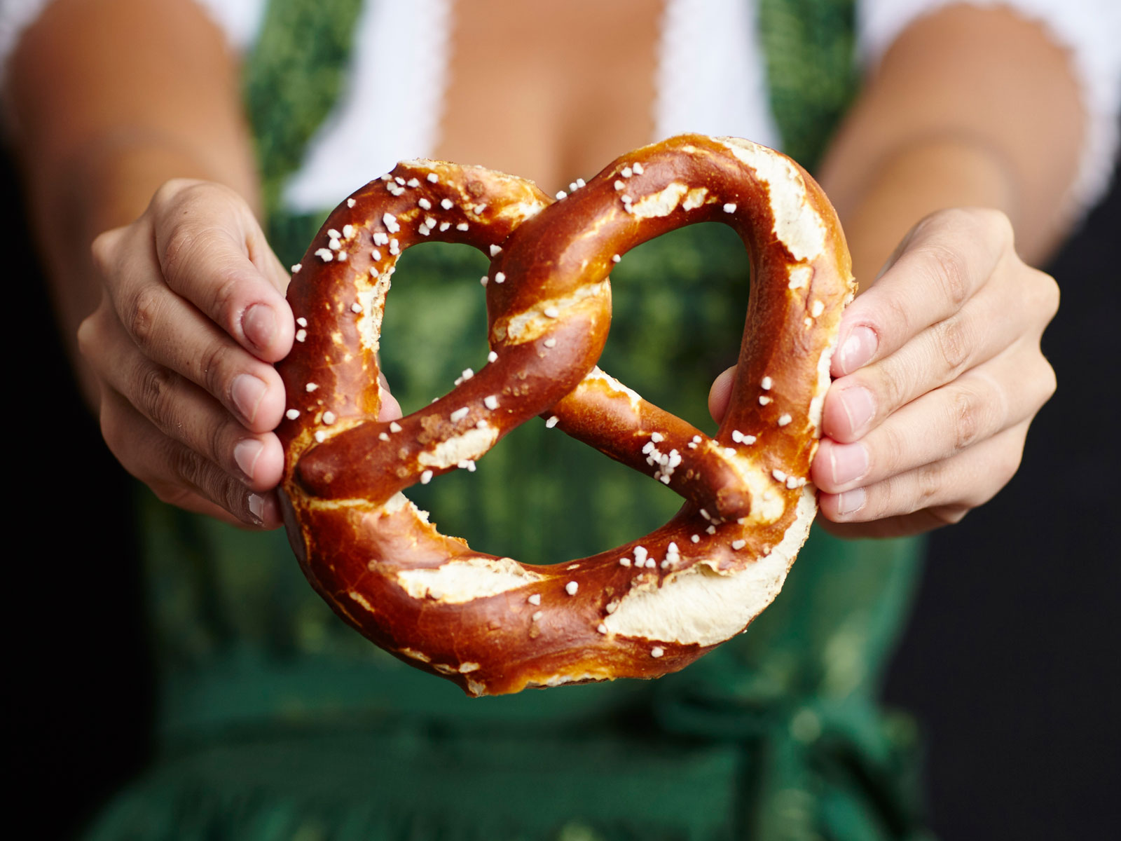 Where to Get a Free Pretzel on National Pretzel Day