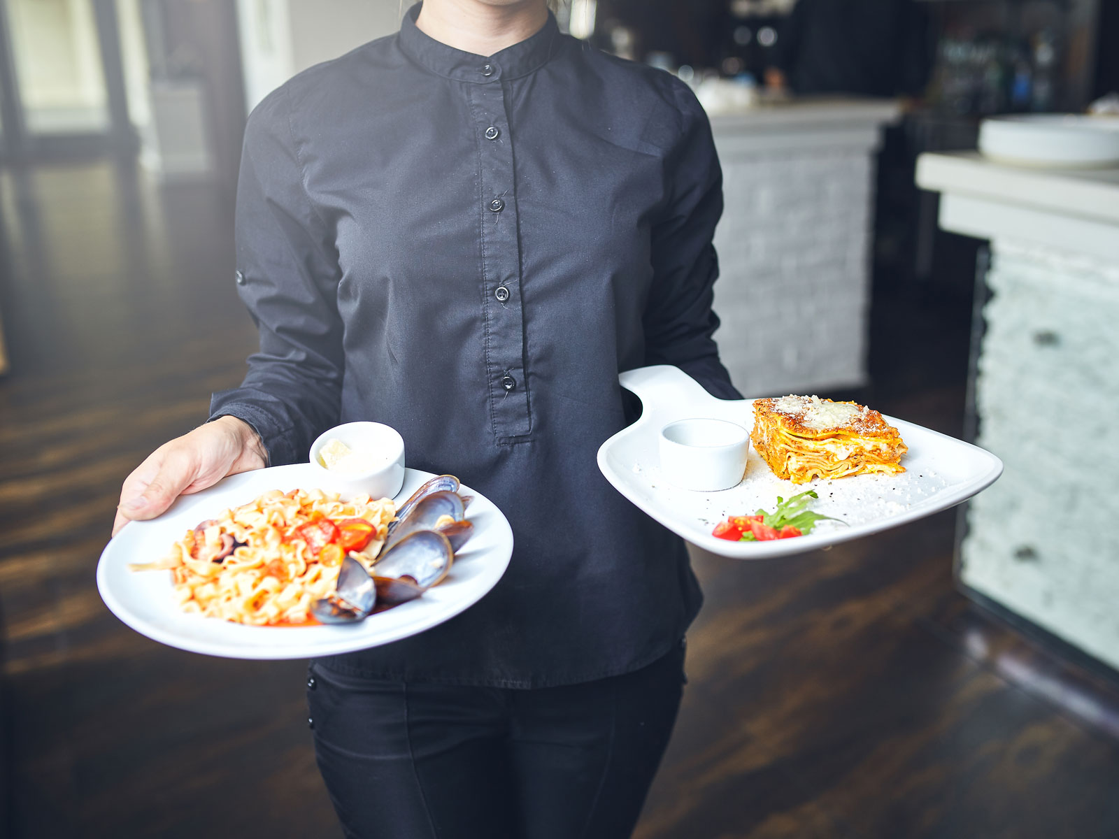 Would You Rather See Higher Menu Prices or a Surcharge on Your Bill?