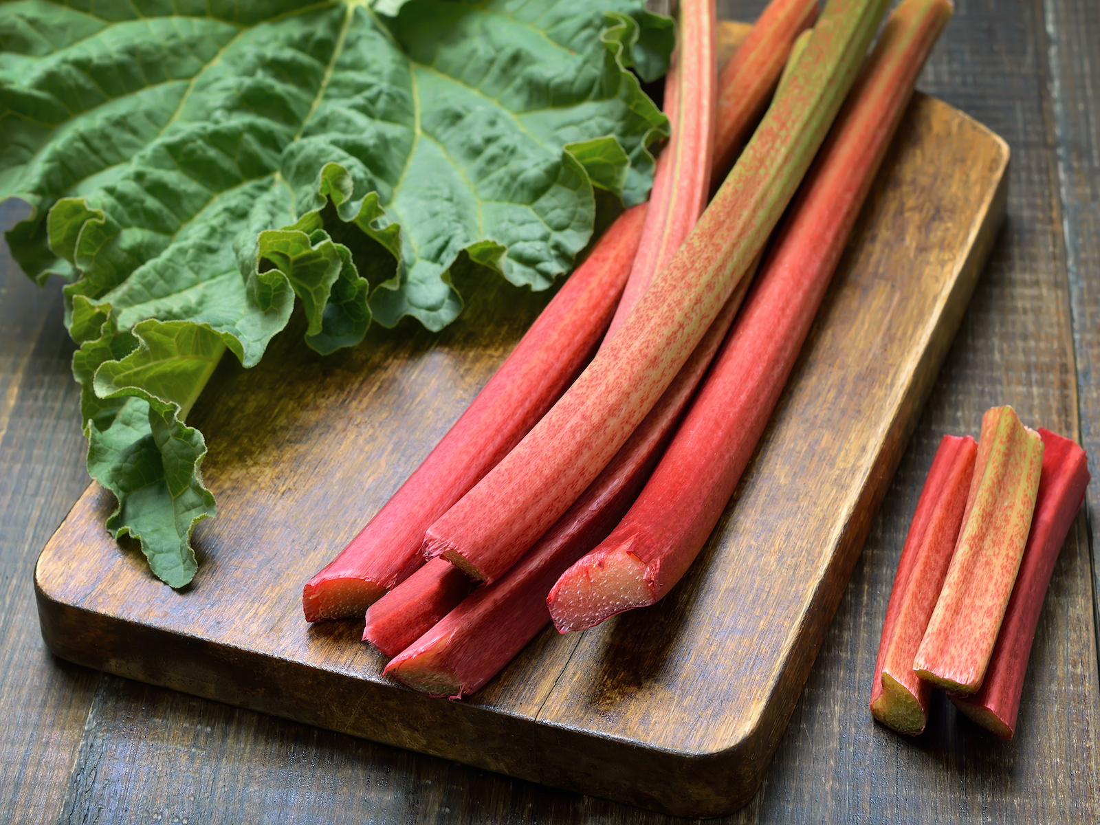 This One Trick Will Make Rhubarb Taste So Much Better