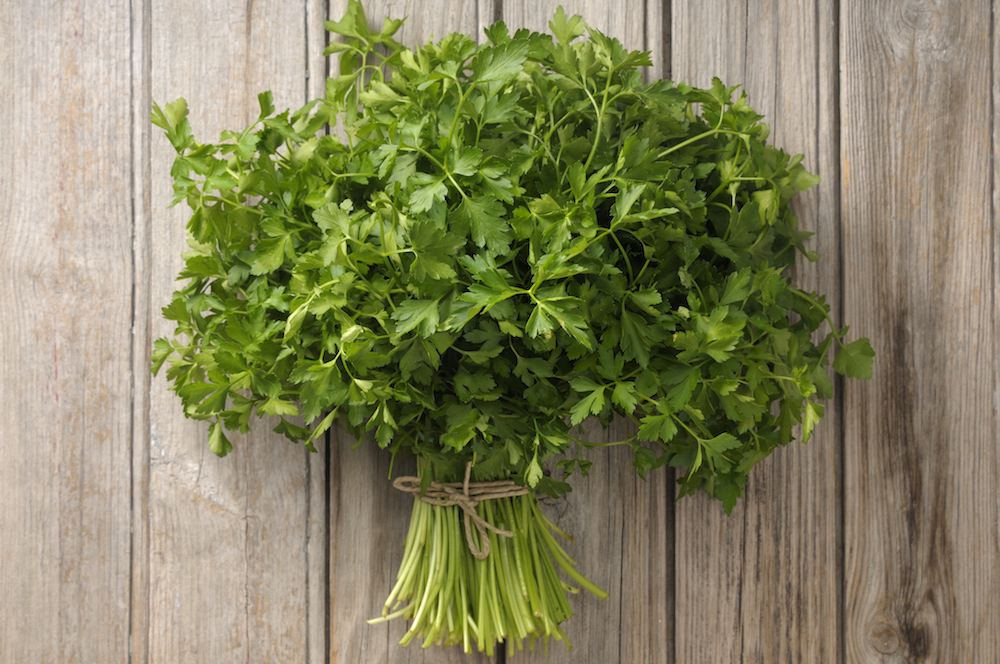 Why You Should Never Throw Away Parsley and Cilantro Stems