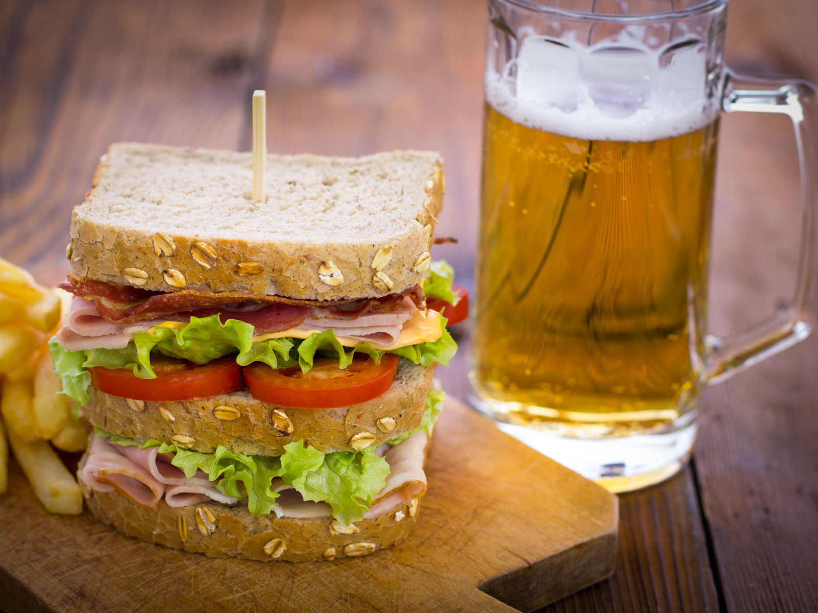This British Retail Giant Is Turning Sandwiches Into Beer
